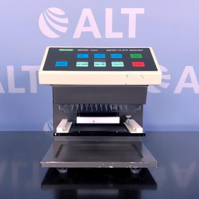 Bio-Rad Model 1550 Microplate Washer Image
