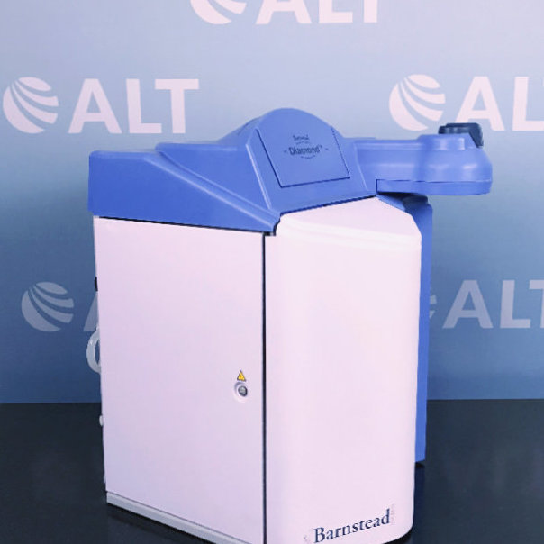 Refurbished Barnstead Thermolyne Nanopure Diamond Water