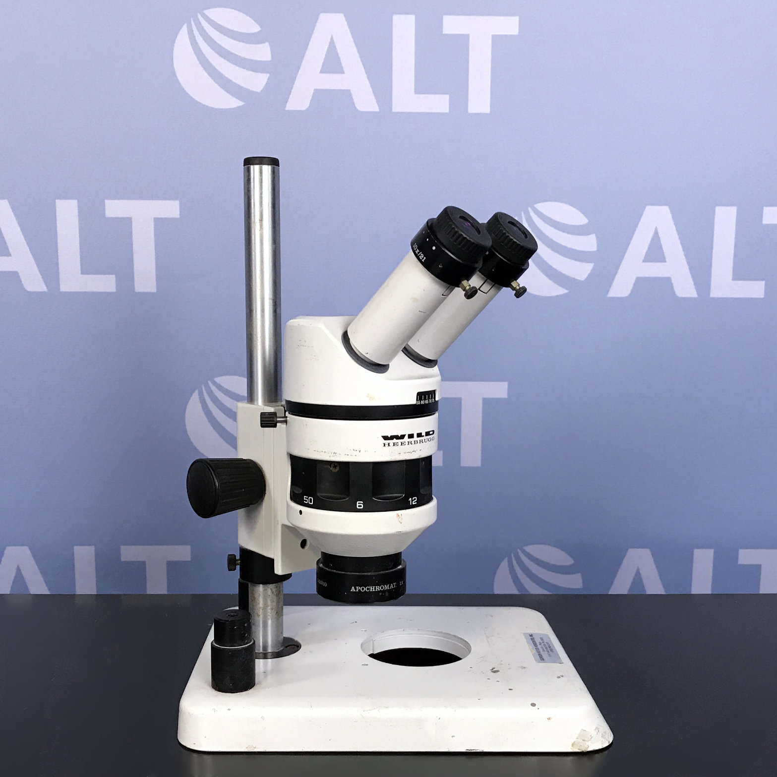 M5A Stereomicroscope  Name