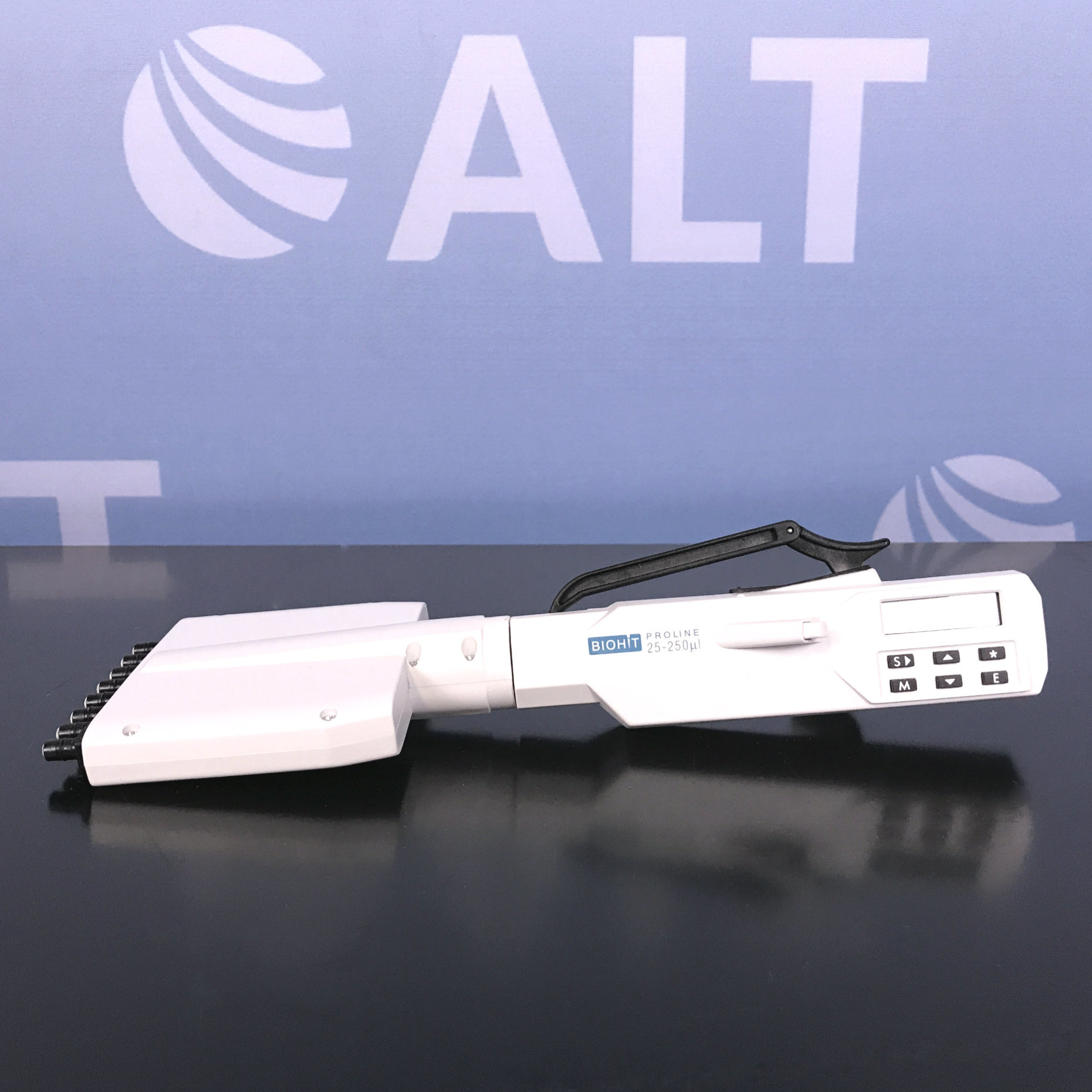 BioHit Proline 8 Channel Electronic Pipette 25-250 uL Image