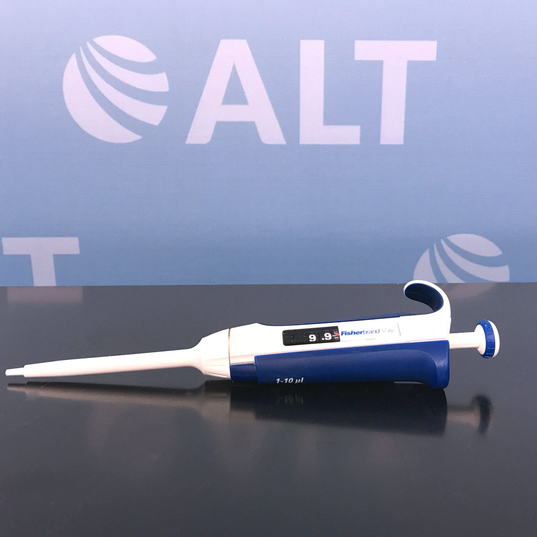 Elite 1-10ul Adjustable-Volume Pipette Name