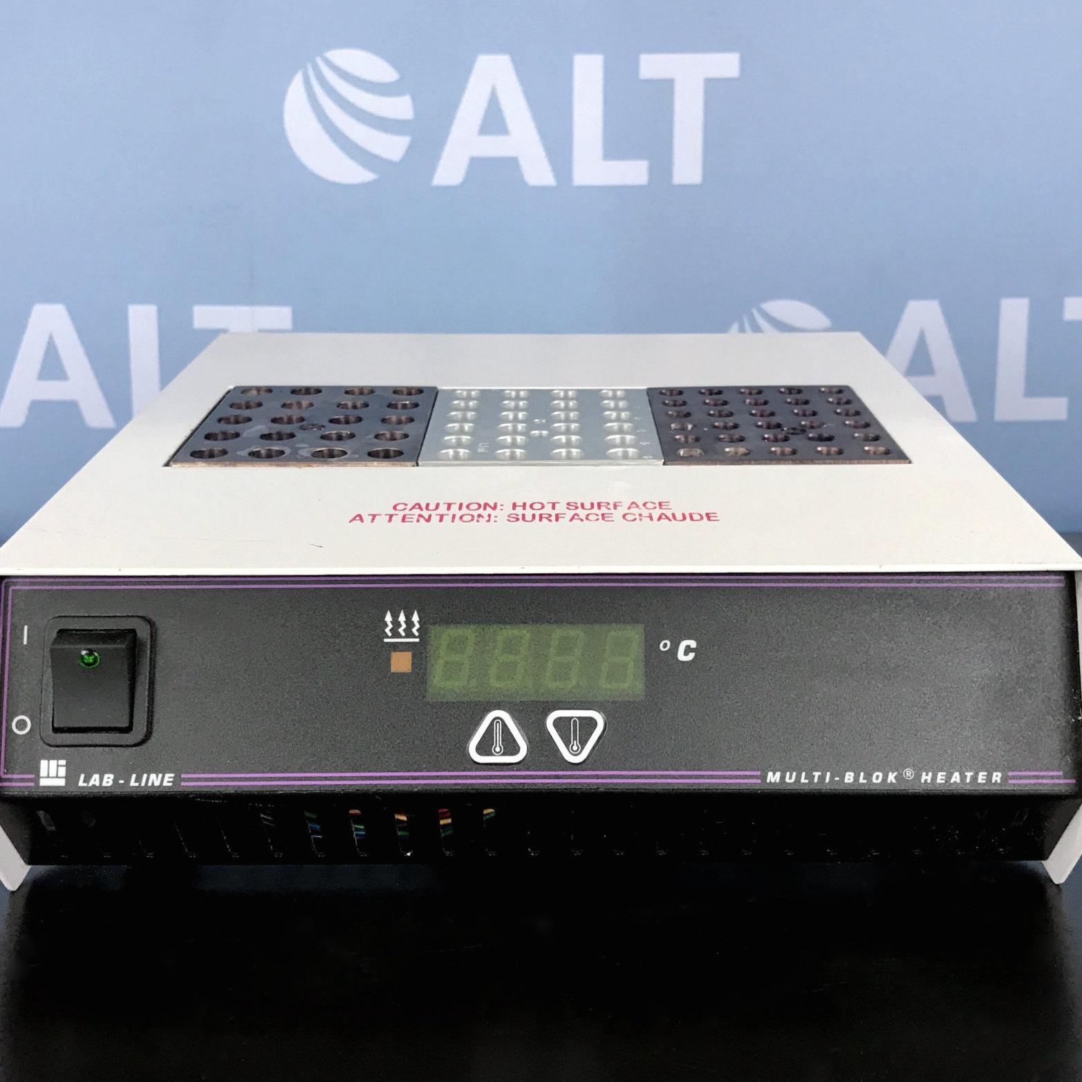 Lab-Line Digital Multi-Block Heater 2002 Image