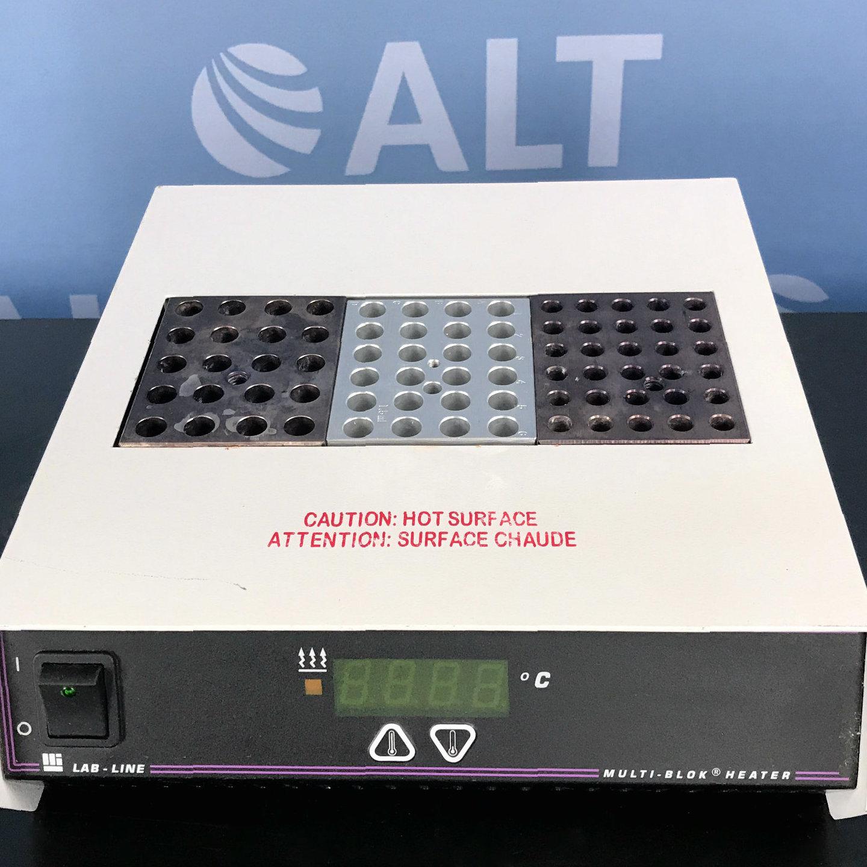 Refurbished Lab Line Digital Multi Block Heater 2002