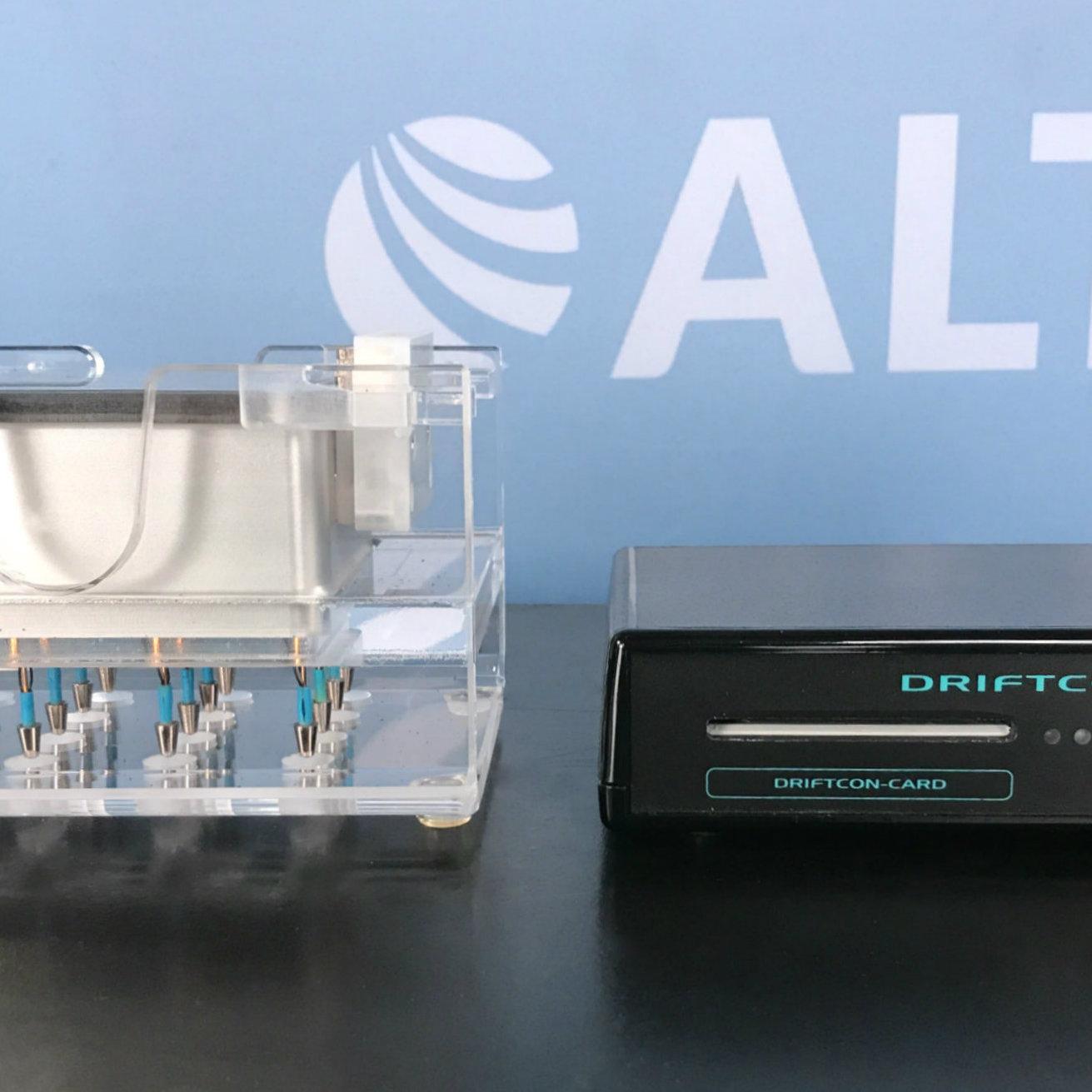 Driftcon High Precision Temperature Measurement System Name