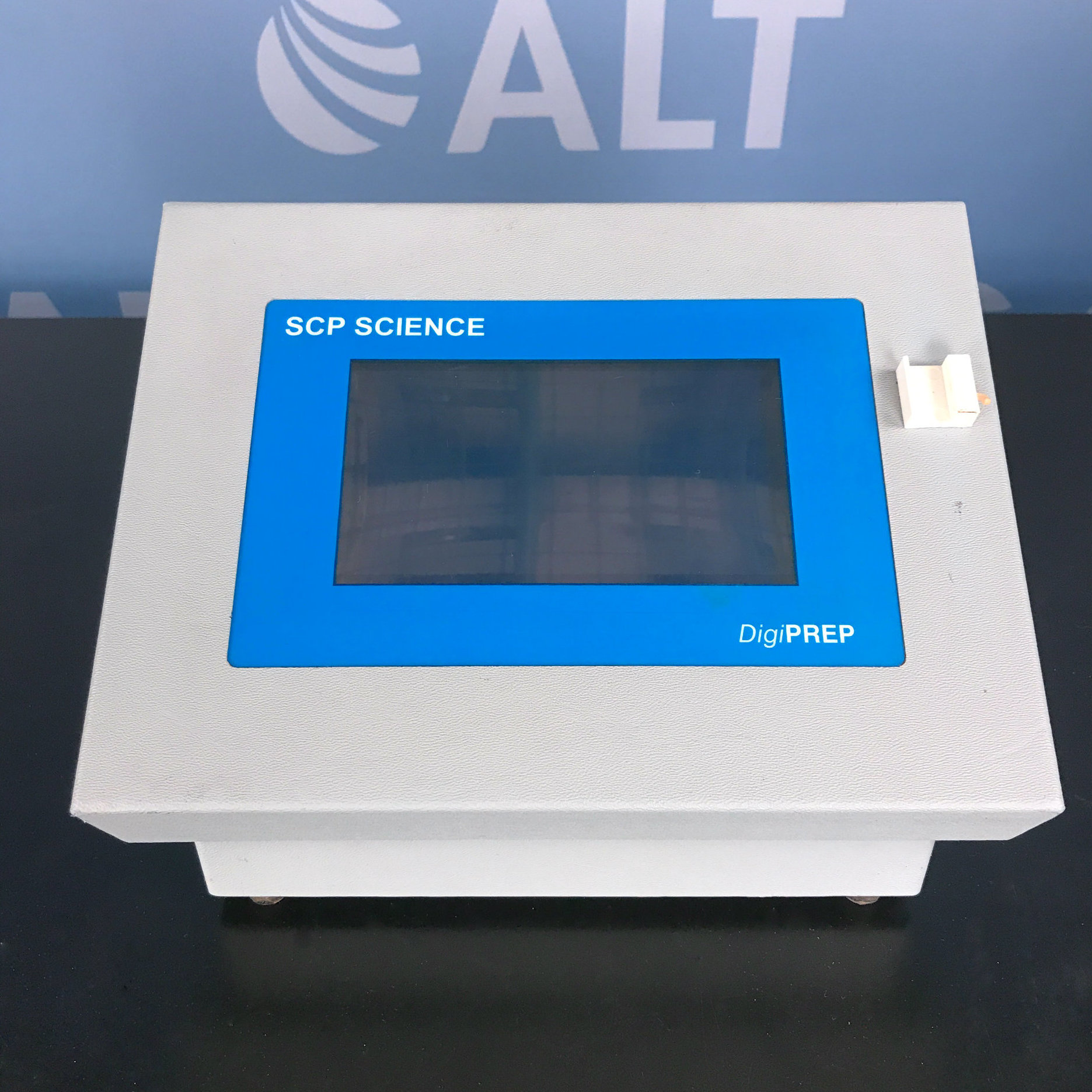 DigiPREP Touch Screen Controller Name