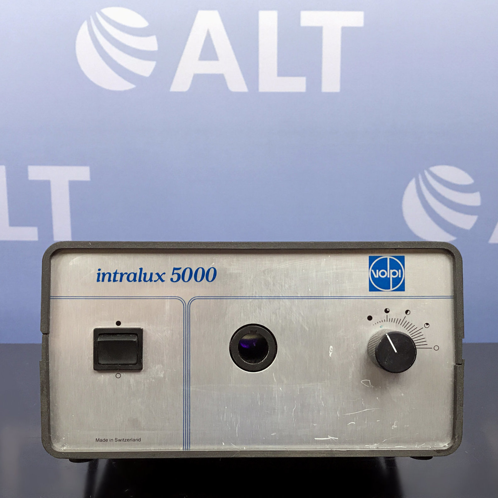 VOLPI Intralux 5000 Fiber Optical Light Source Image