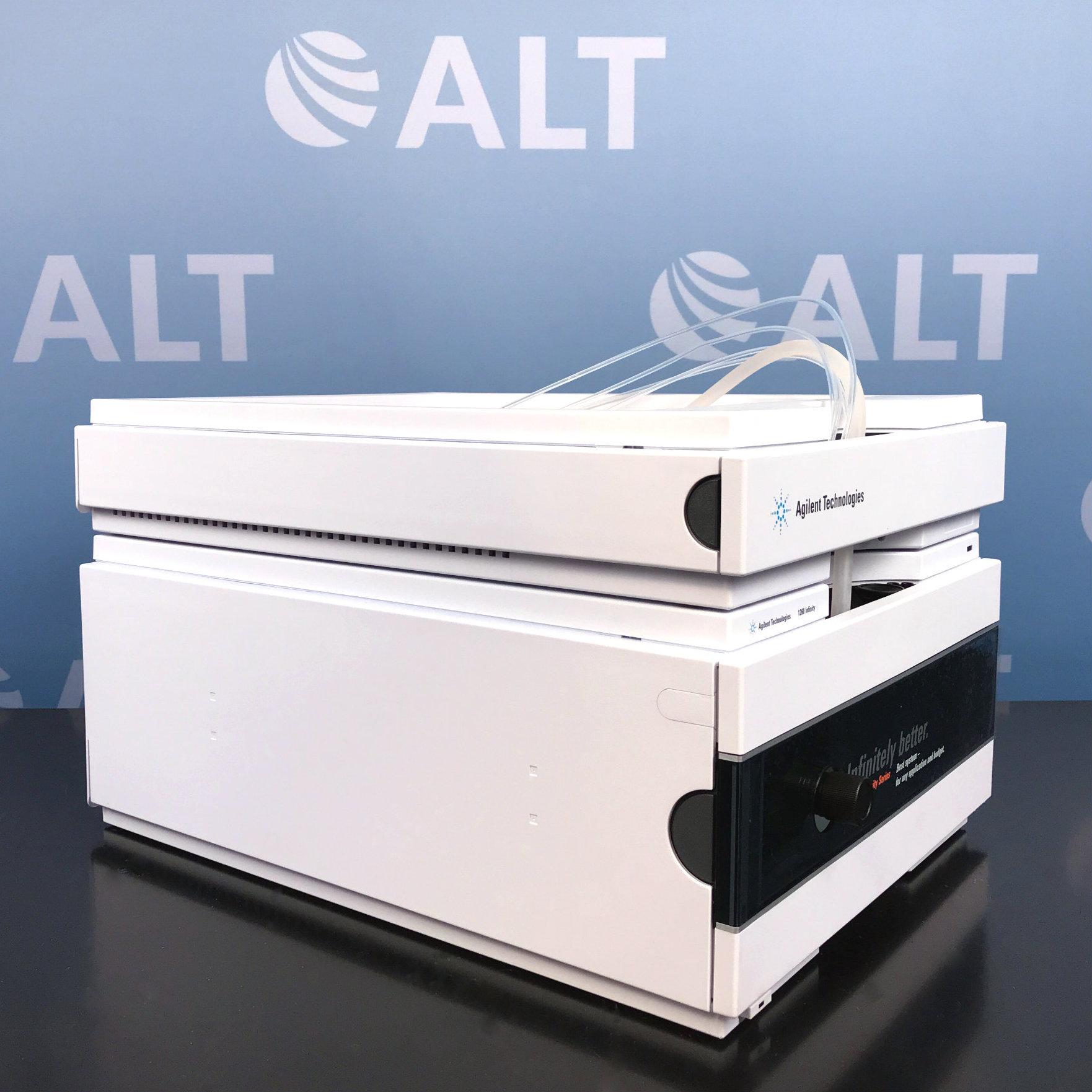 Agilent Technologies G1311B 1260 Quaternary Pump  Image