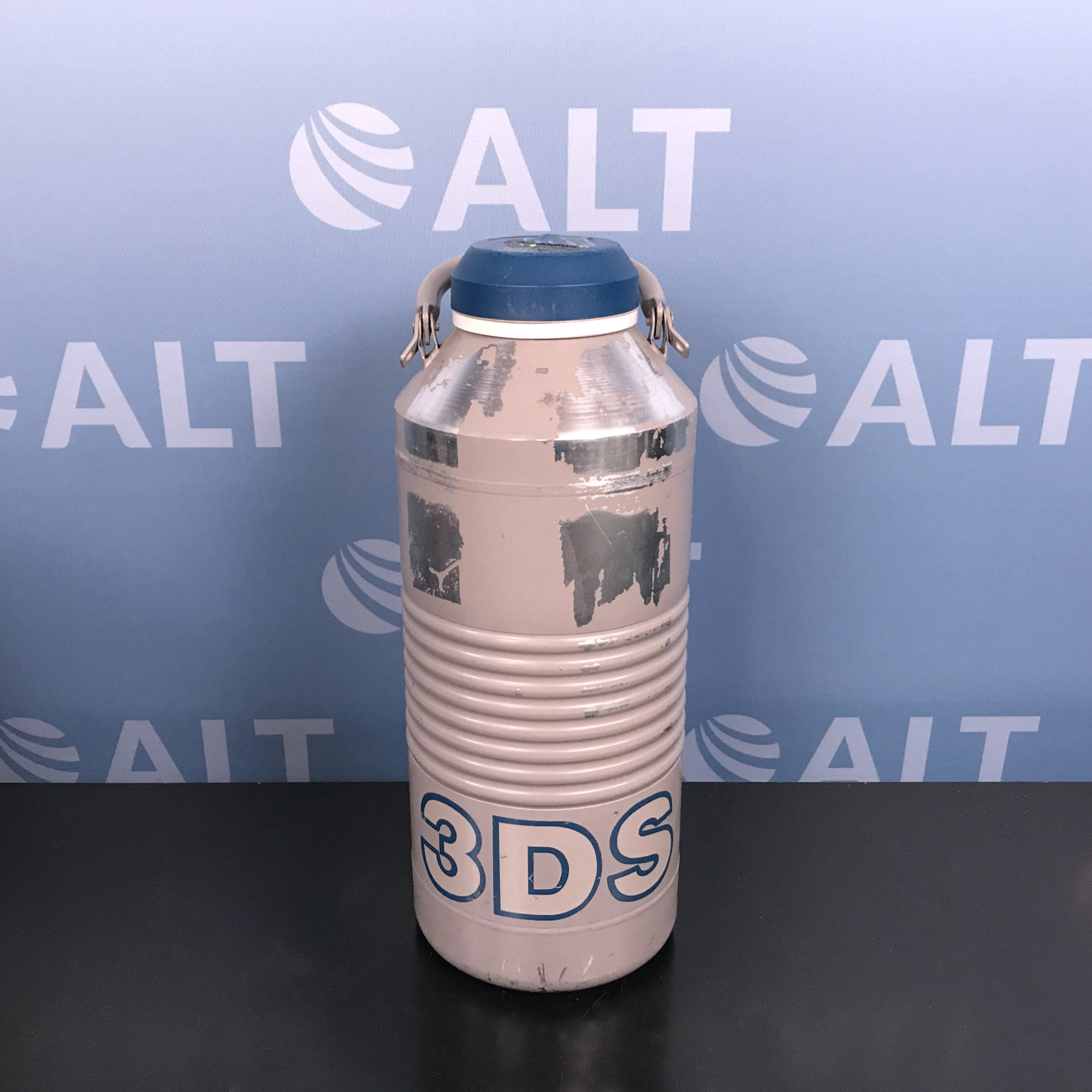 Taylor Wharton 3DS Dewar Canister Dry Vapor Image