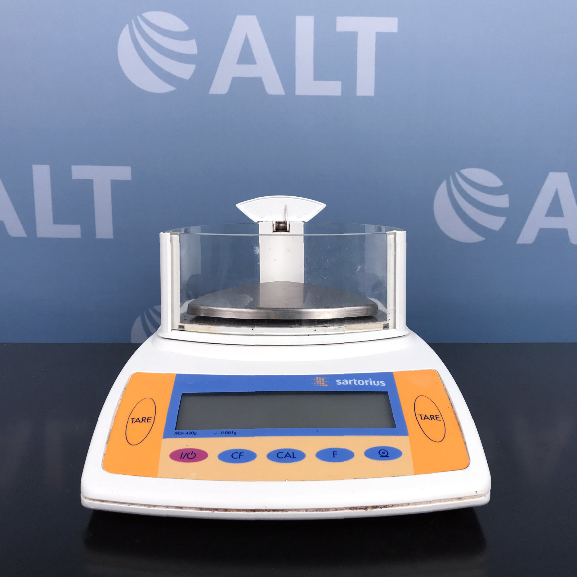 CP423S Top Loading Analytical Balance Name