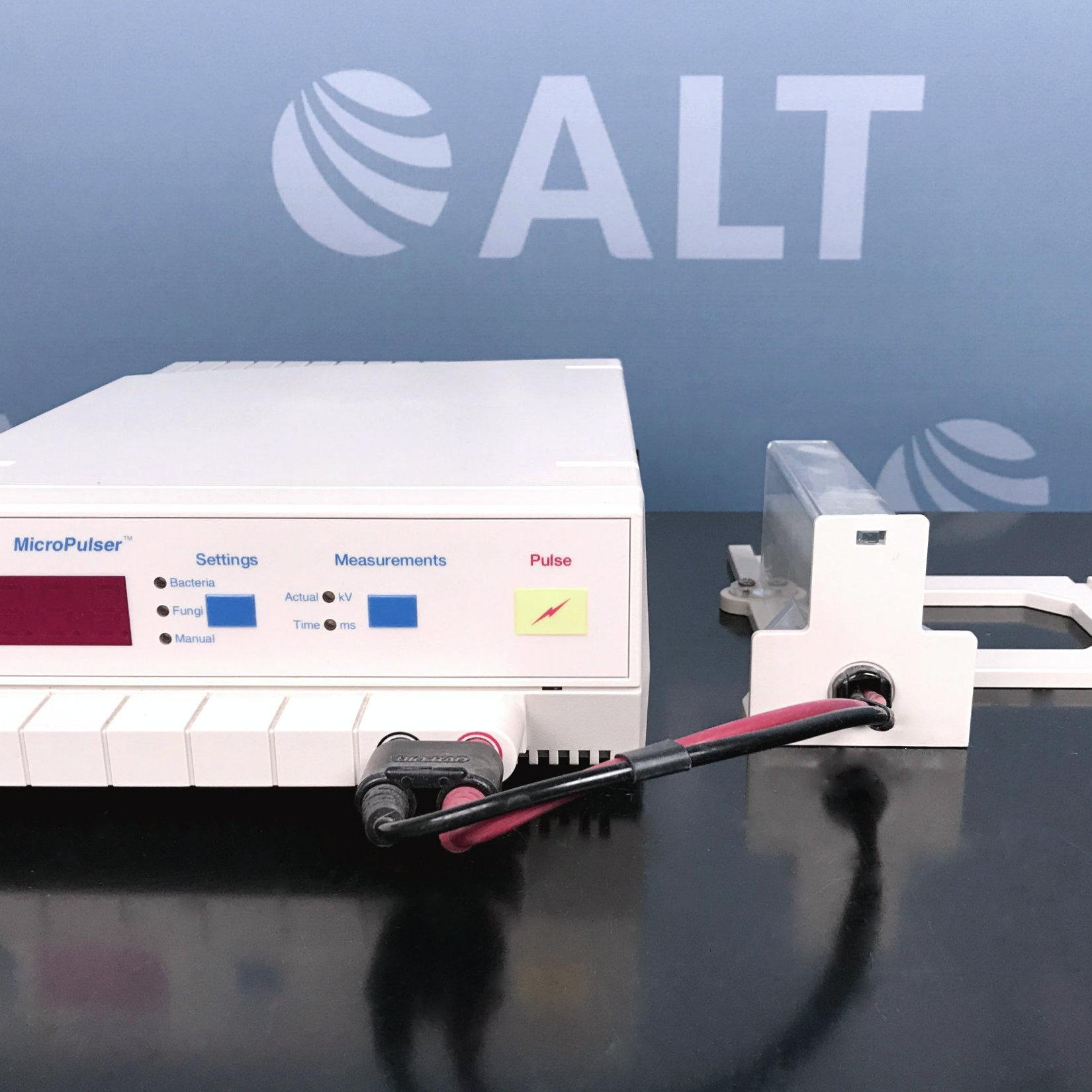 Bio-Rad MicroPulser Electroporator Image