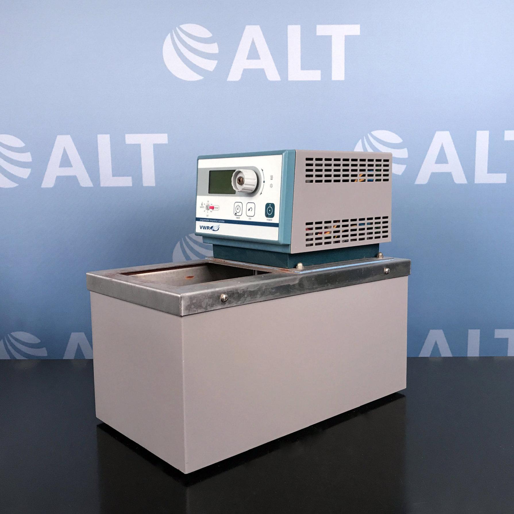 VWR 1137P Programmable Heating Circulating Water Bath Image
