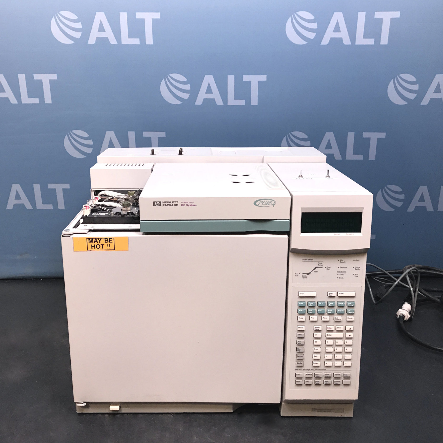 6890 (G1540A) Gas Chromatograph (GC) System Name