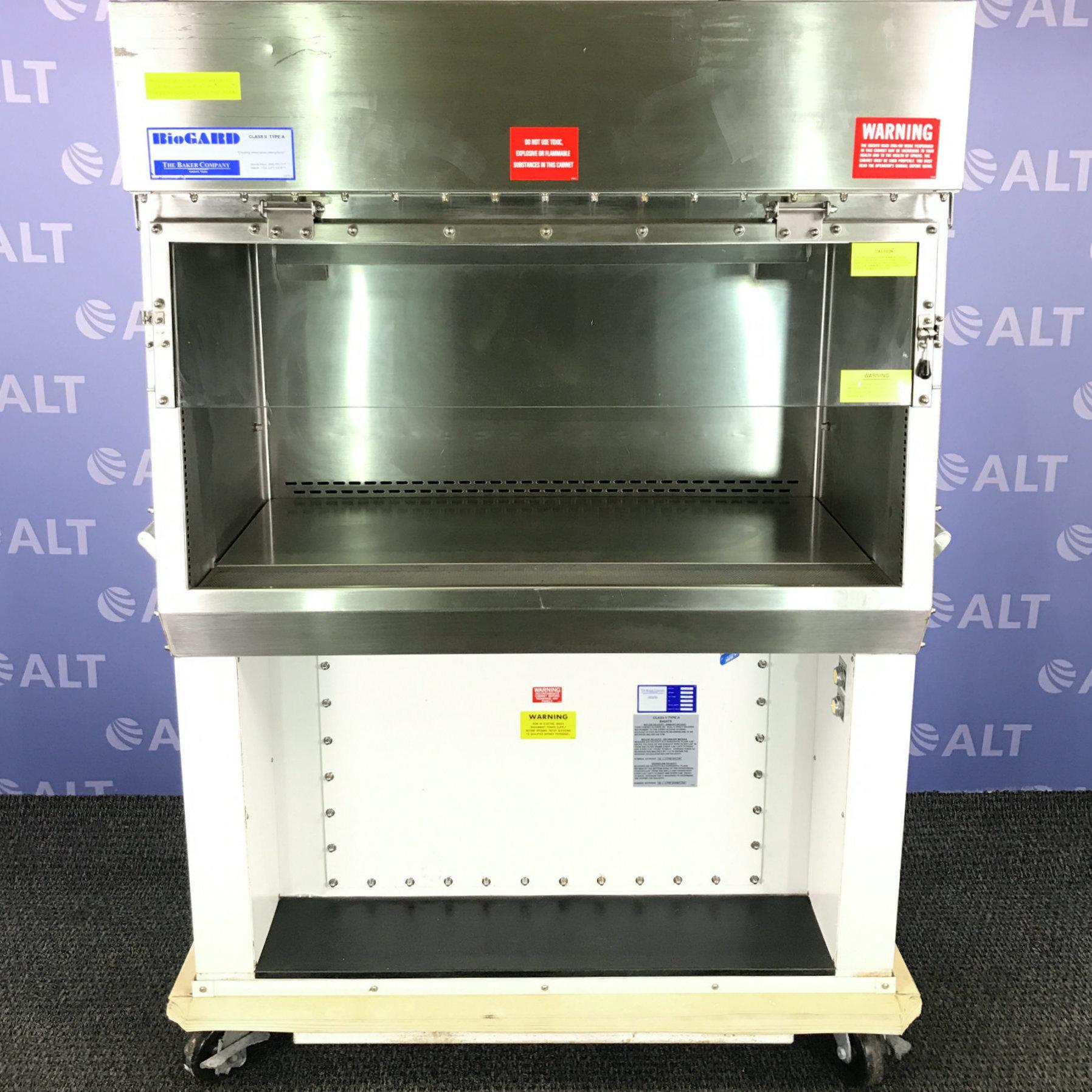 Baker Company B40-ATS Biogard Class II Type A Biosafety Cabinet Image