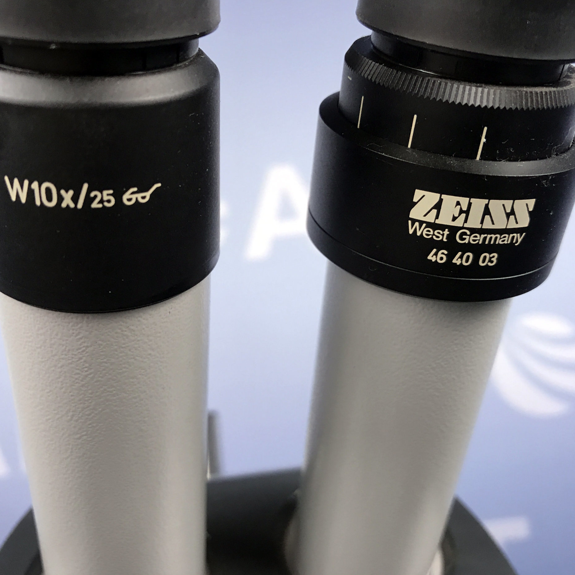 Carl Zeiss 47 50 52 - 9901 Stereo Zoom Microscope Image