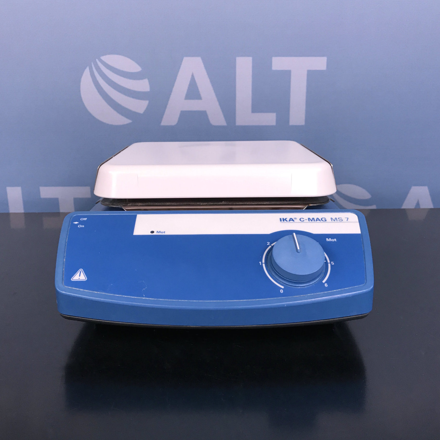 IKA C-MAG MS 7 Magnetic Stirrer Image