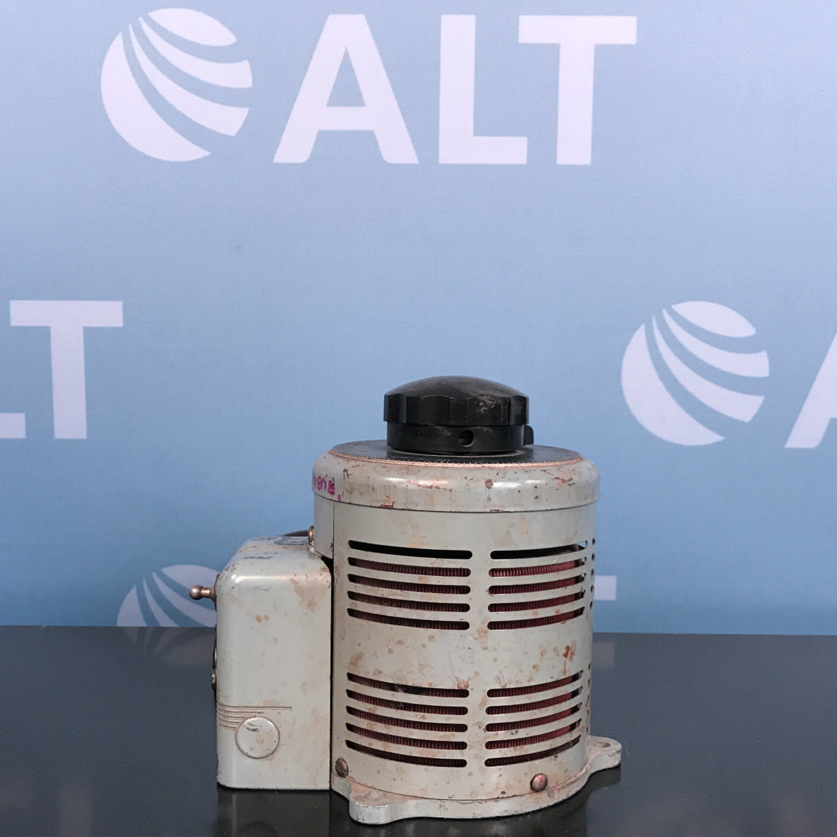 Electric Type S-1138 Powerstat Variable Transformer Name