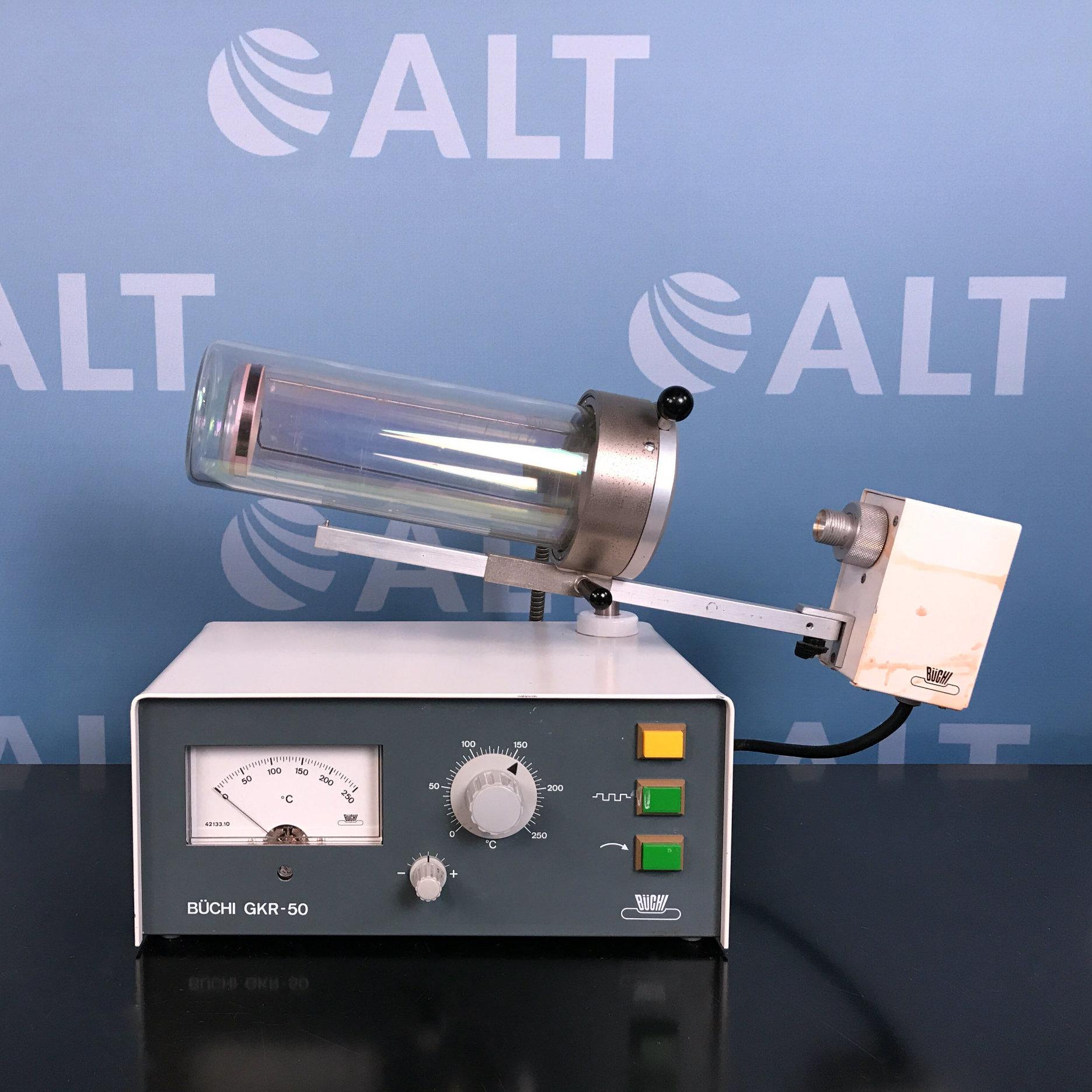Buchi GKR-50 Glass Tube Oven Image