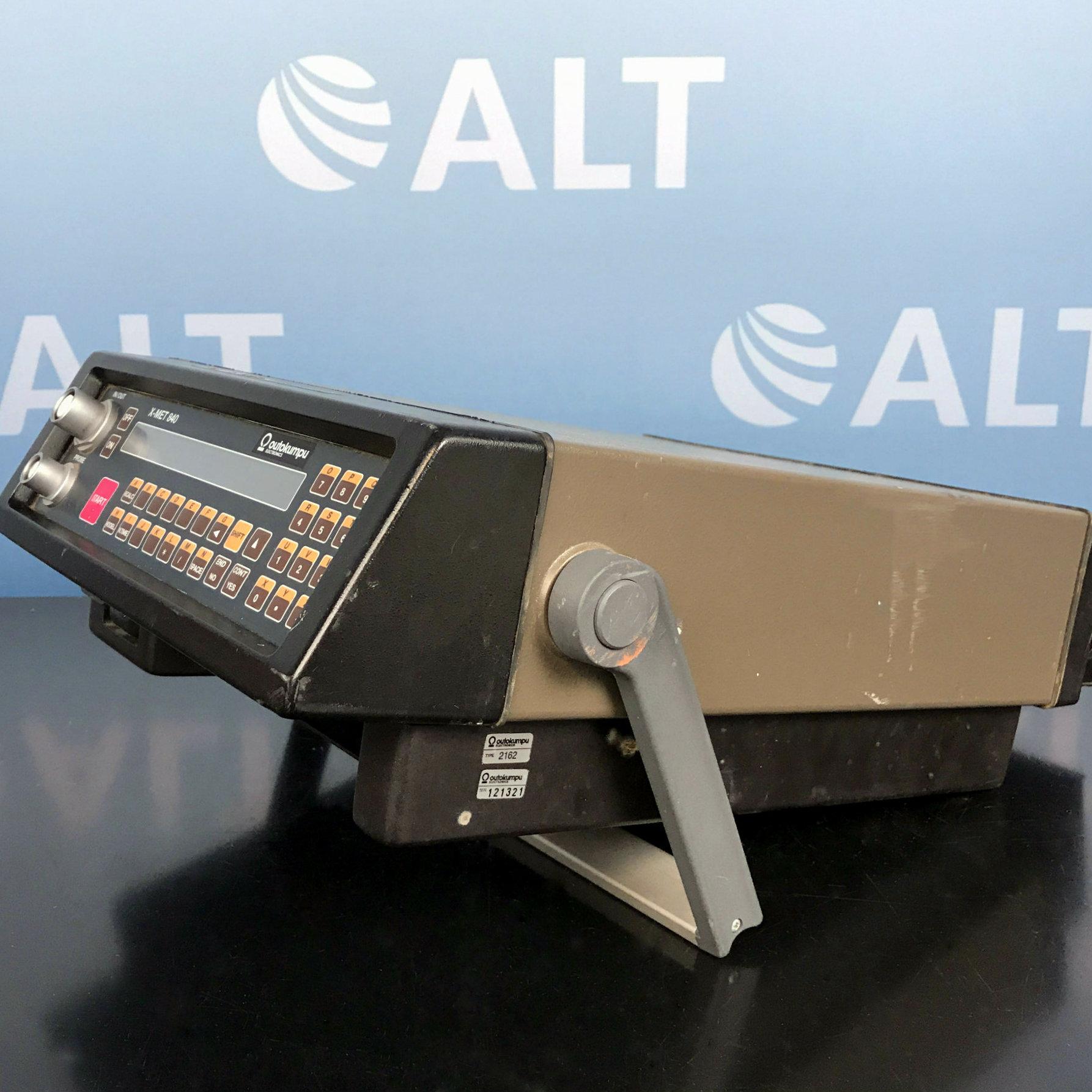 Outokumpu Electronics X-Met 840 X-Ray Fluorescence Analyzer Image