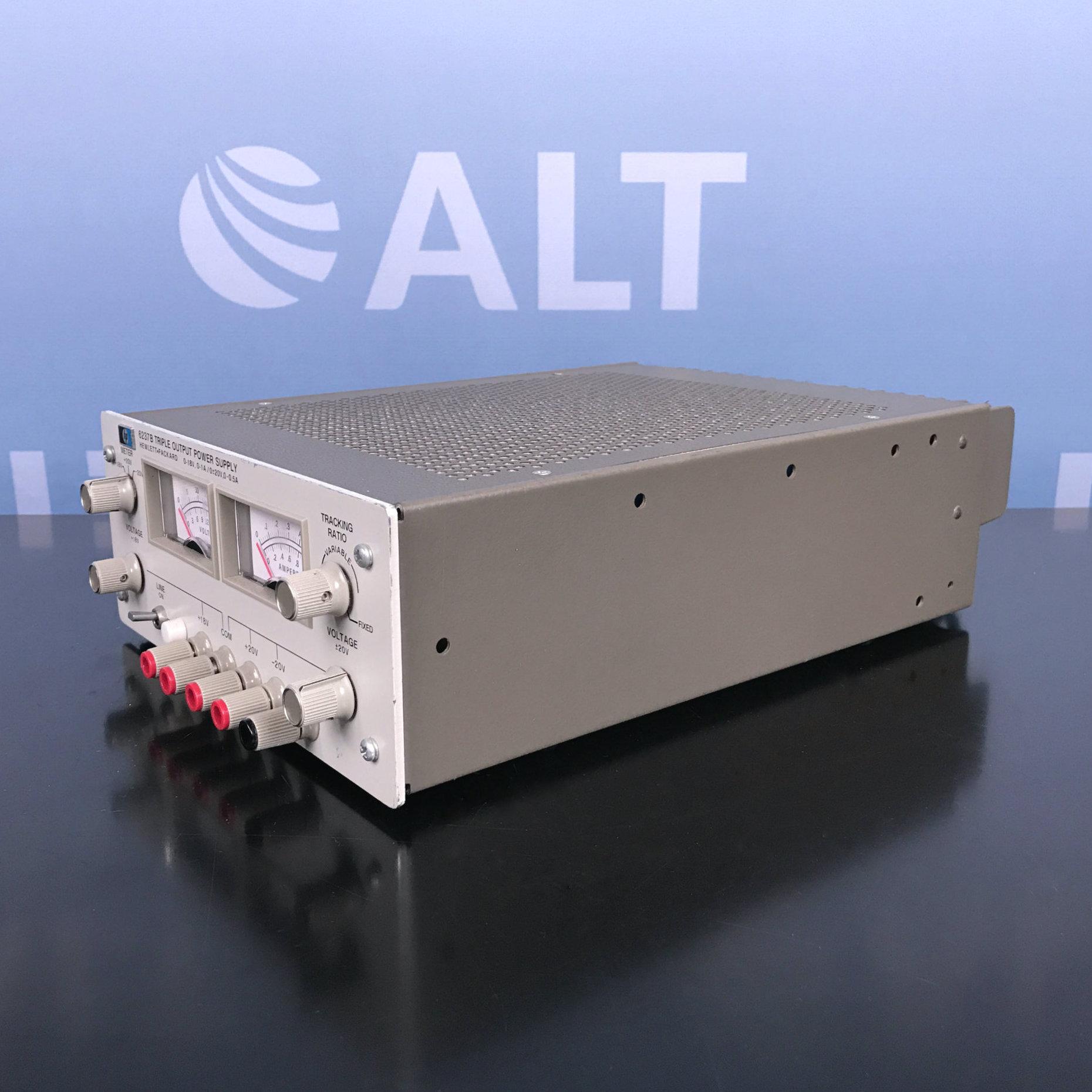 Hewlett Packard 6237B Triple Output Power Supply  Image