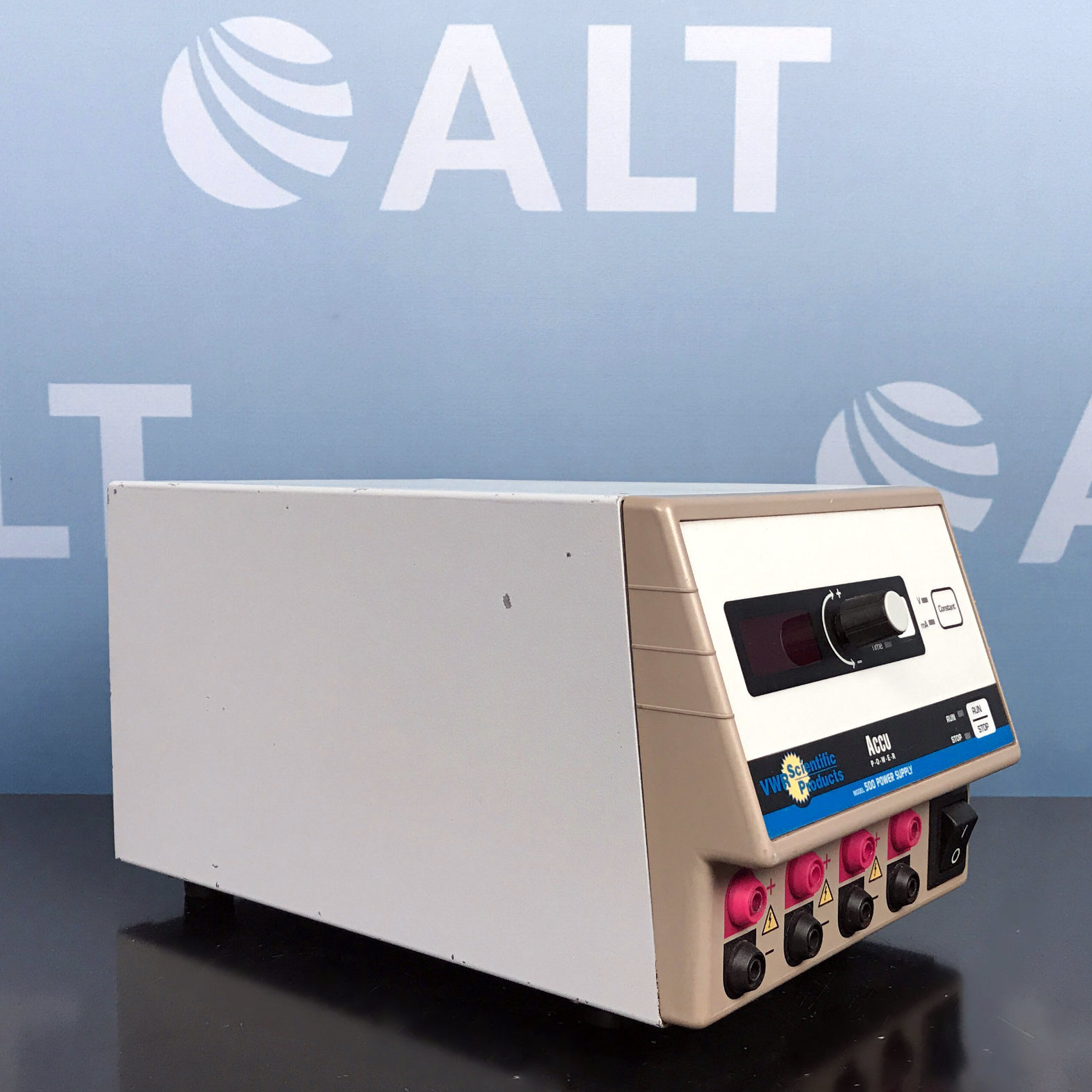 VWR AccuPower Model 500 Electrophoresis Power Supply Image