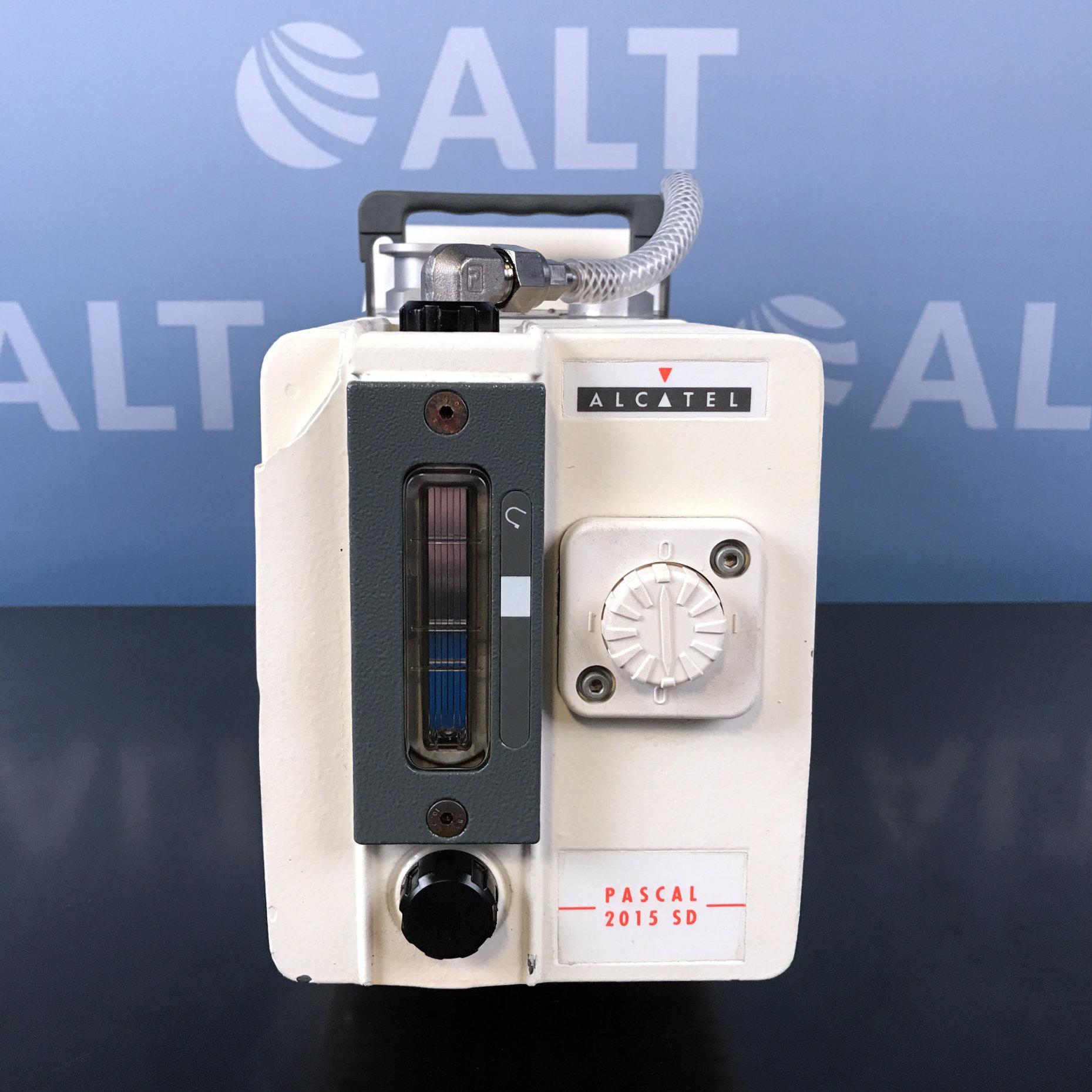 Alcatel Pascal 2015 SD Dual Stage Rotary Vane Vacuum Pump Image