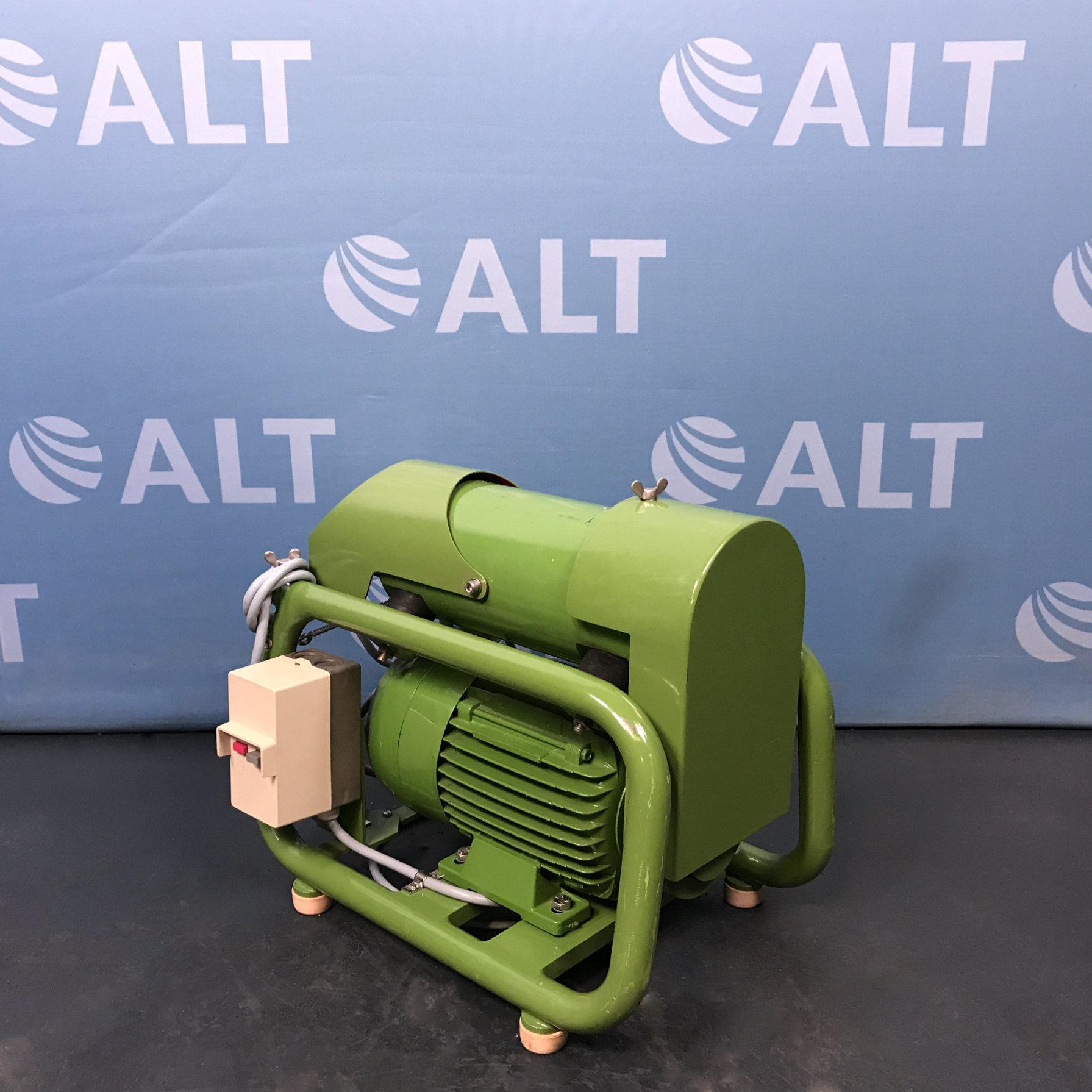 B. Braun 853023 Vacuum Pump with Kaiser Motor Image