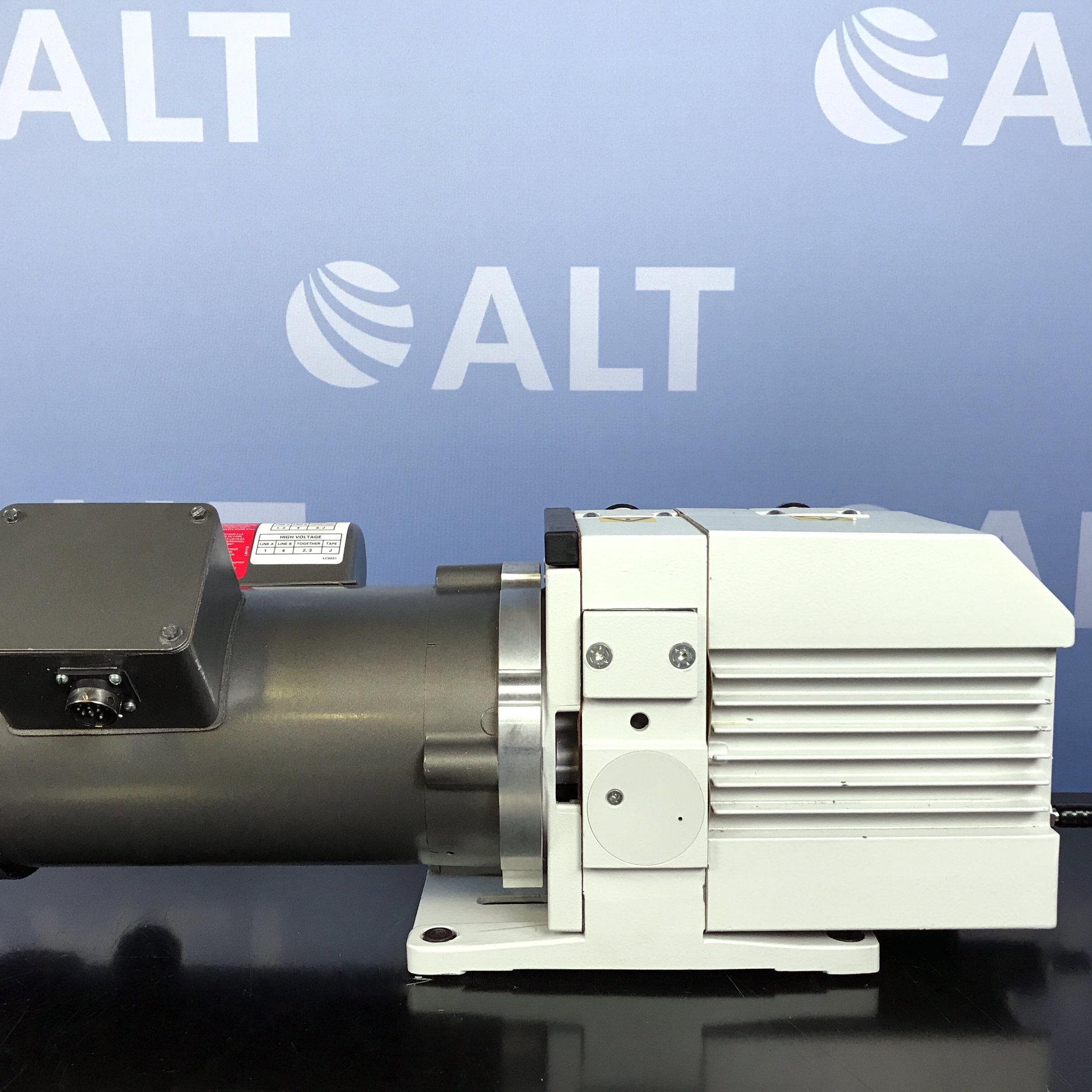 Trivac D8B Rotary Vane Dual Stage Mechanical Vacuum Pump Image