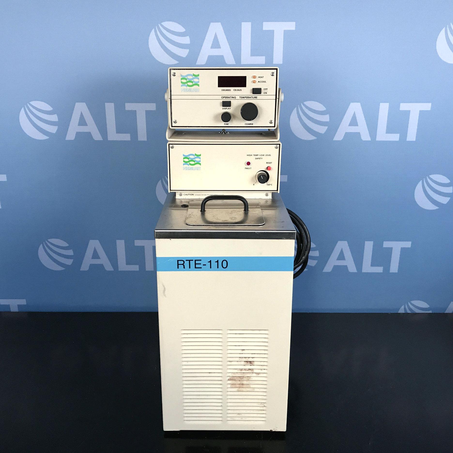 Neslab RTE-110 Refrigerated Recirculating Chiller Image
