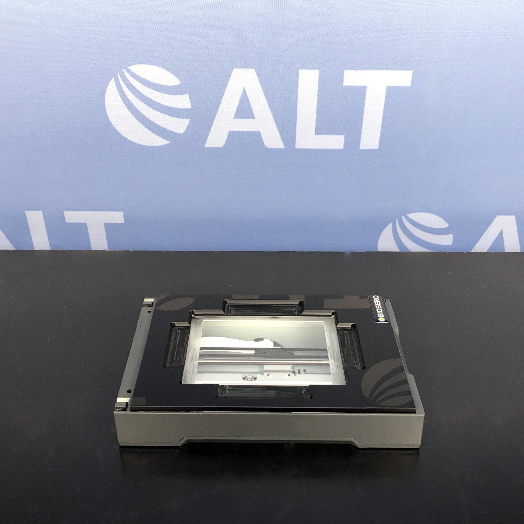 Ziath ZTS-A6-80 DataPaq High Speed Single Rack Scanner  Name
