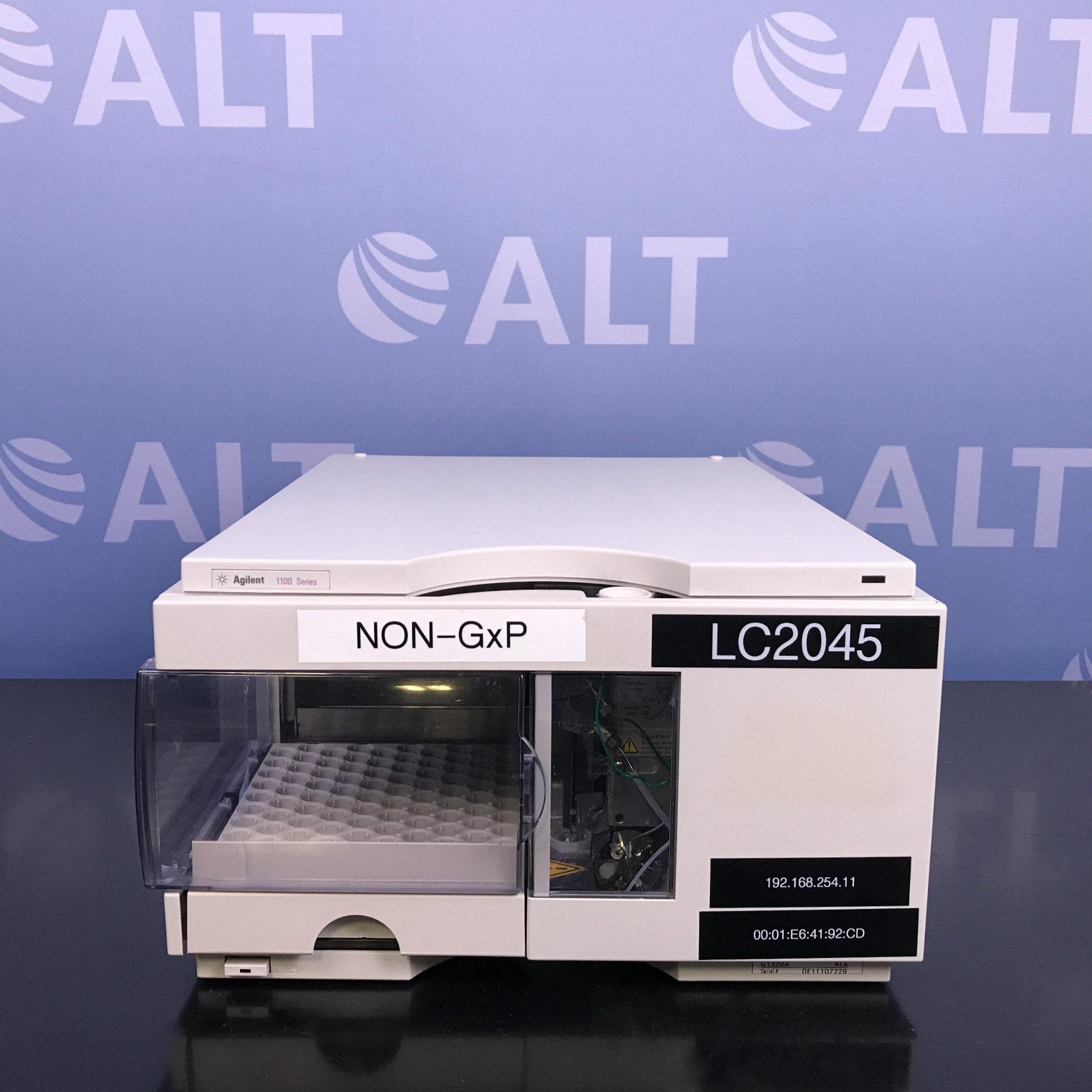 Agilent Technologies 1100 Series G1329A ALS Autosampler Image