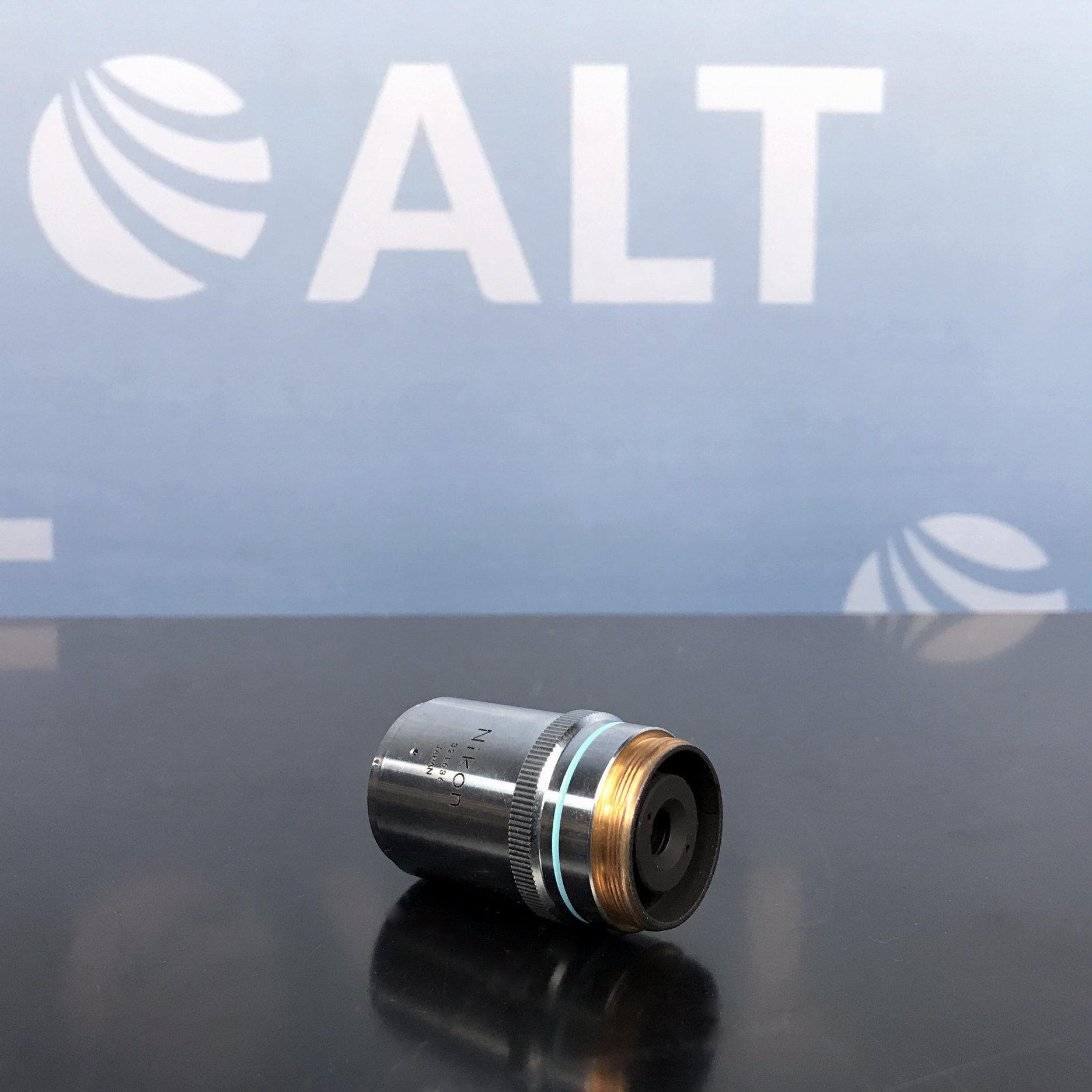 Nikon BD Plan 40/0.65 210/0 Microscope Objective Lens 40x Image