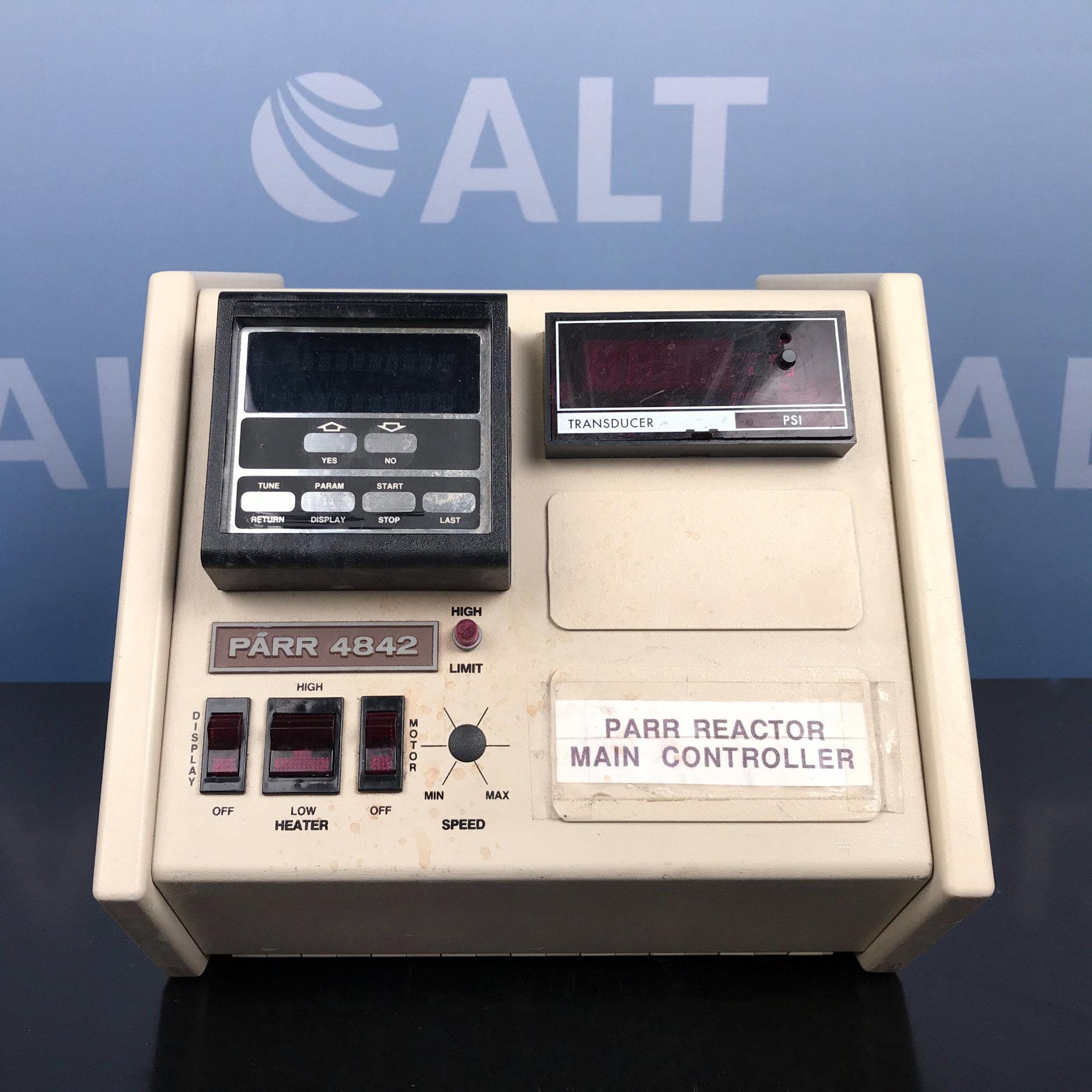 Parr Digital Temperature Control Model 4842 Image