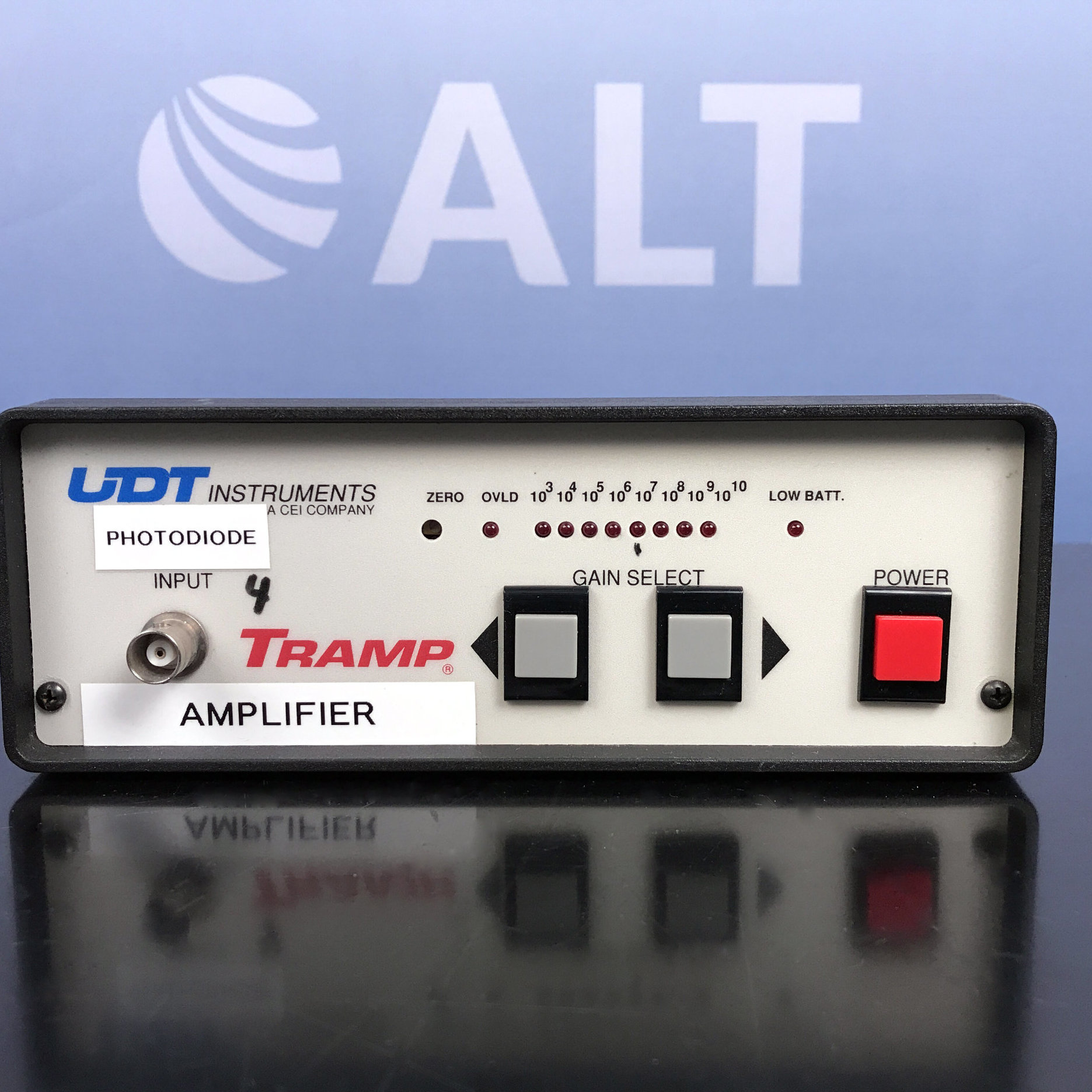 TRAMP Trans-impedance Amplifier Name