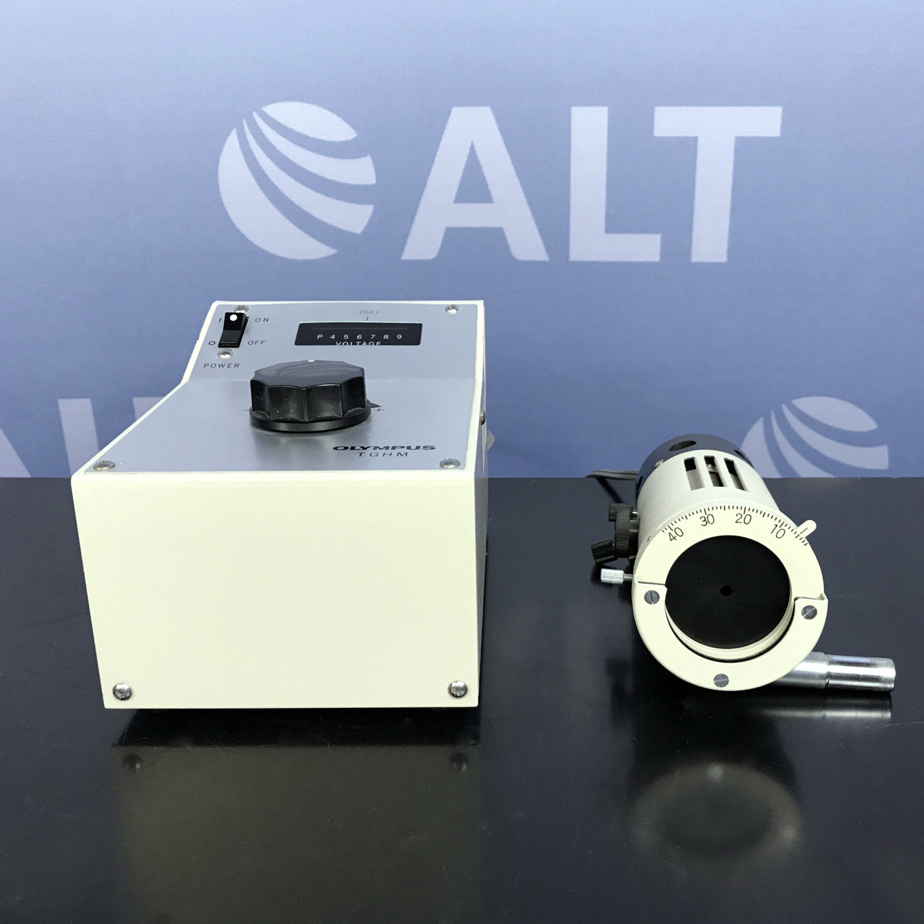 TGHM Microscope Power Supply With LSG Lamp Housing Light Name