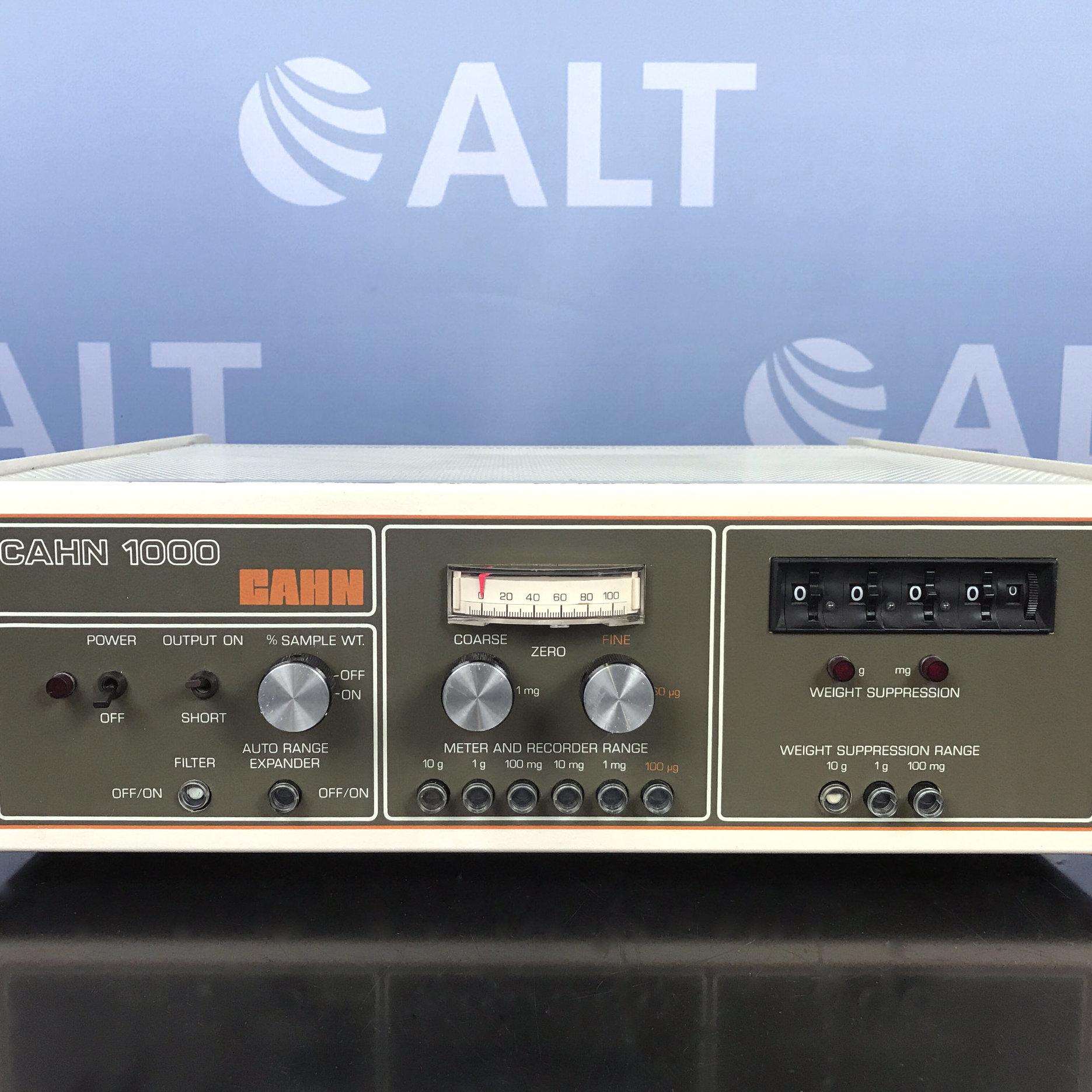 1000 Microelectronic Balance  Name