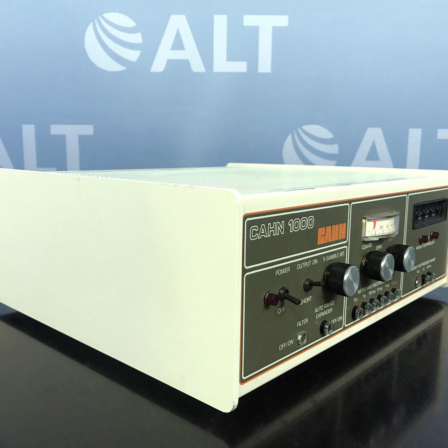Cahn 1000 Microelectronic Balance  Image