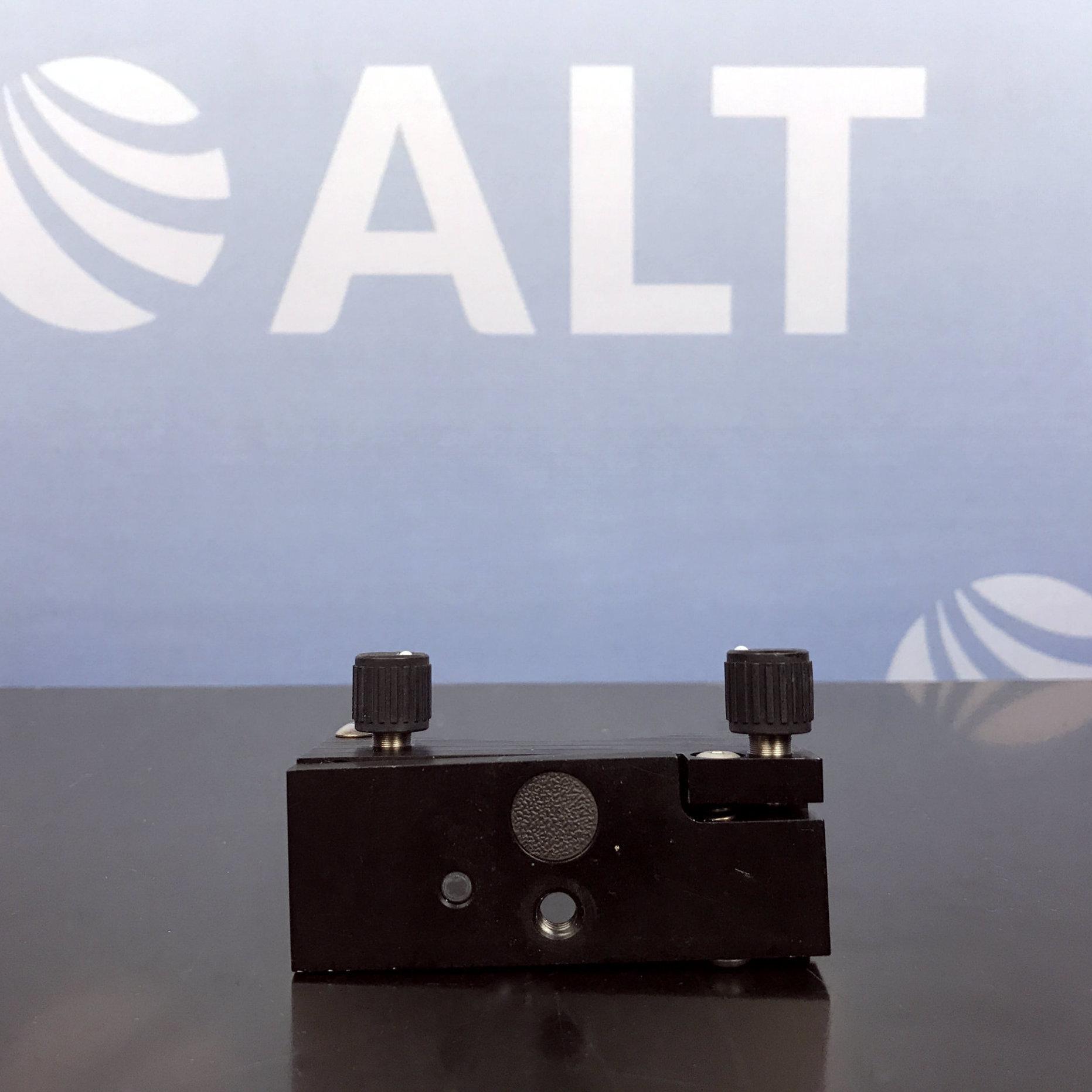 Newport GM-2 Gimbal Mount Optical Mirror Tip / Tilt Image