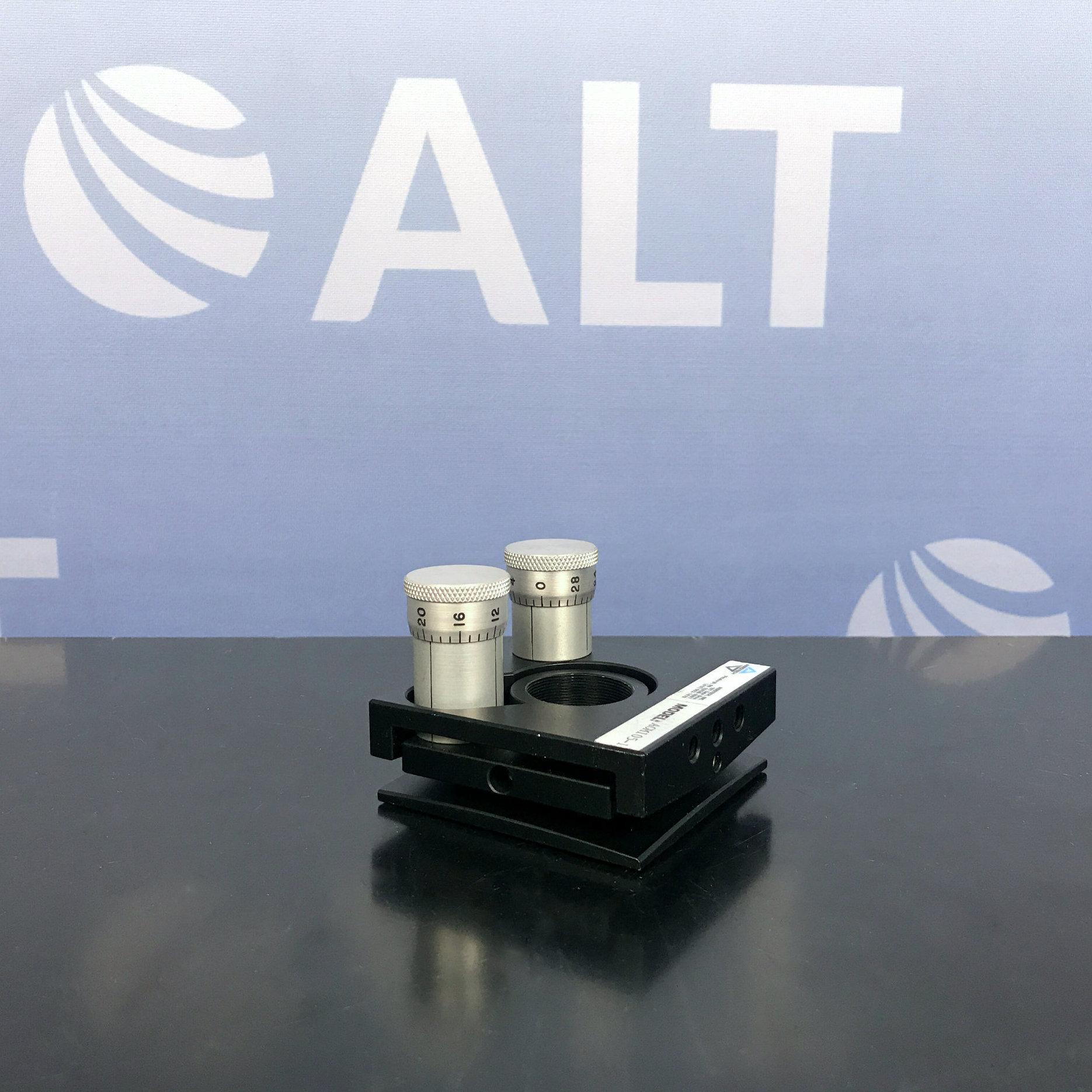 Aerotech AOM105-2 Manual Optical Gimbal Mount 1 3/4