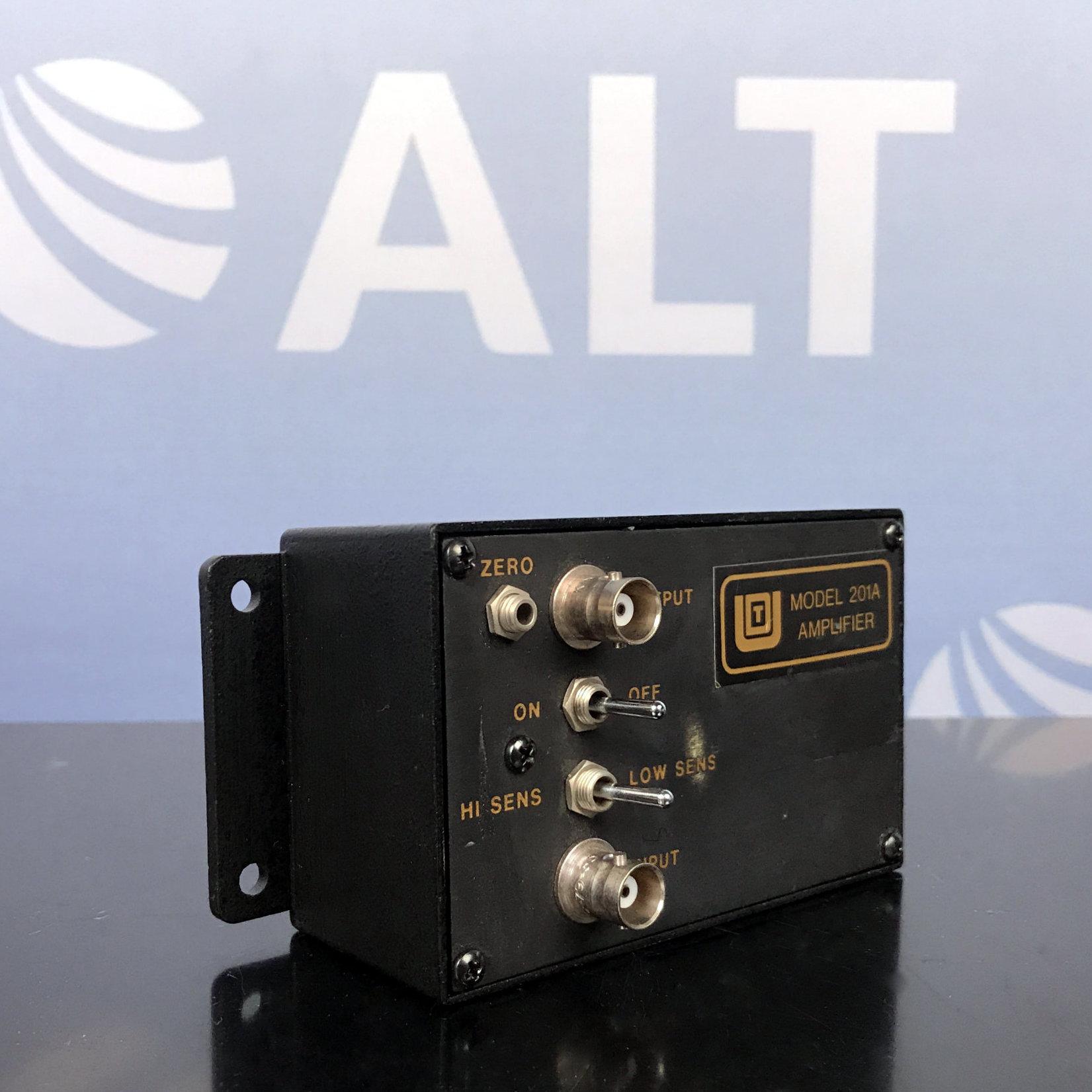 UDT  Model 201A Amplifier Image