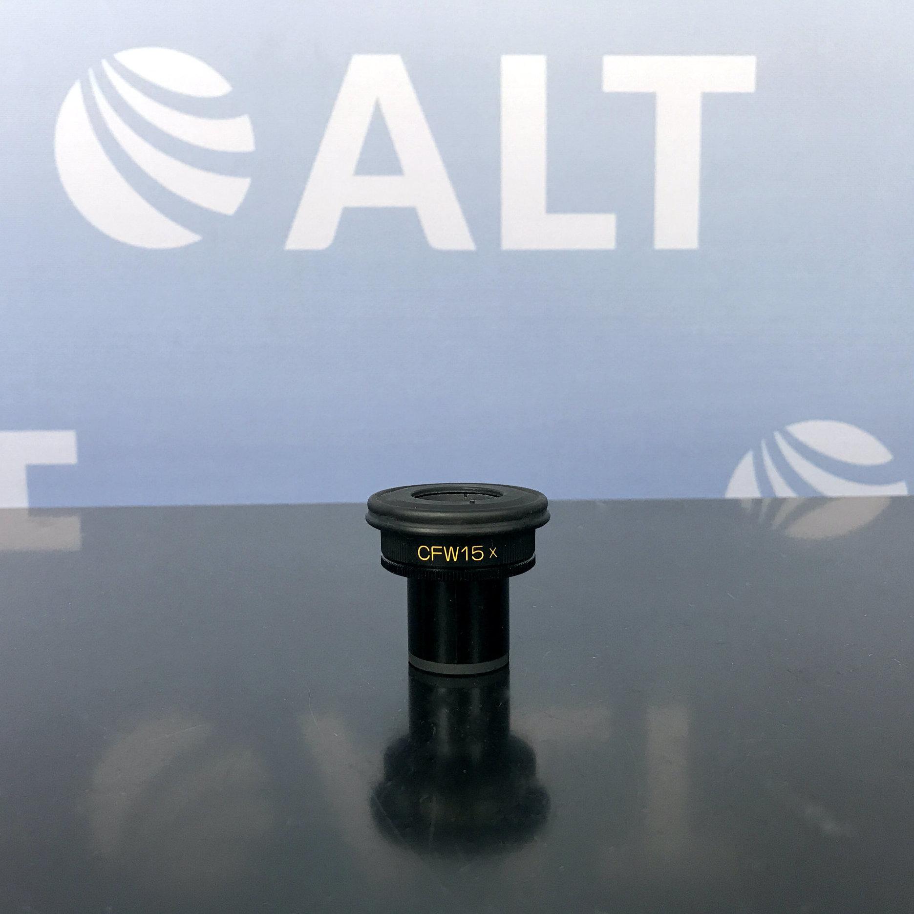 Nikon MBJ10150 Microscope Eyepiece ME X CFW 15x Image