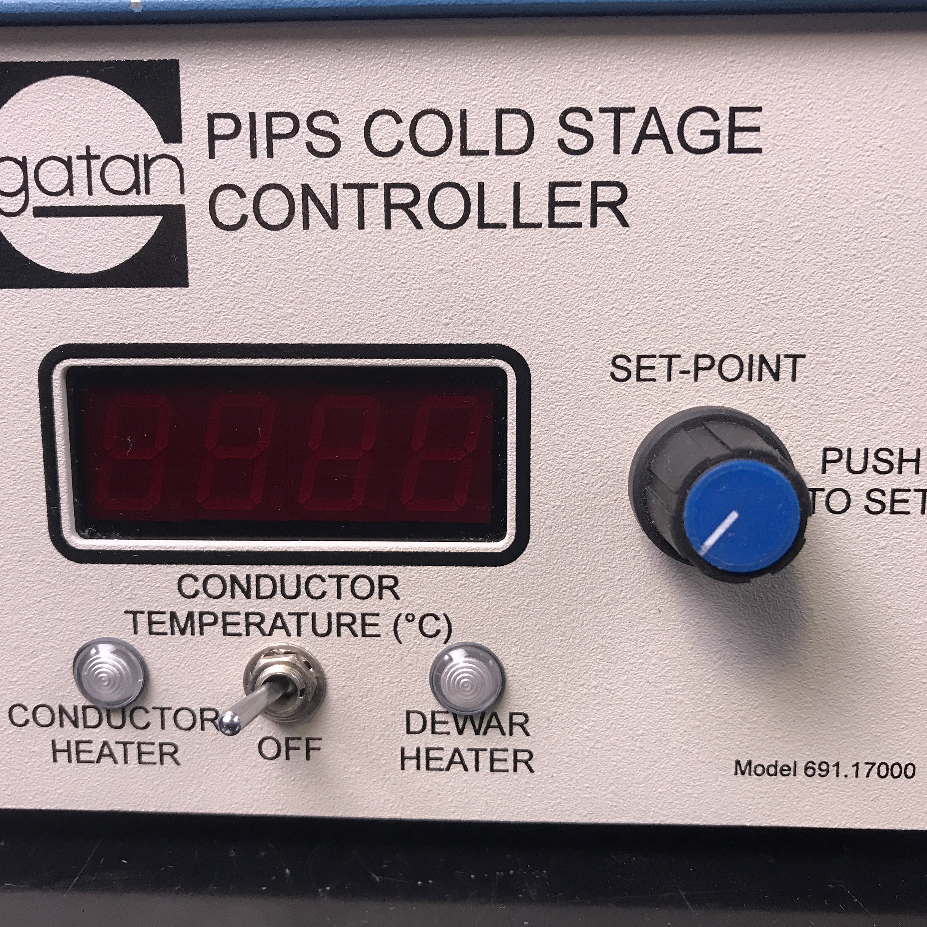 Gatan PIPS Cold Stage Controller Image