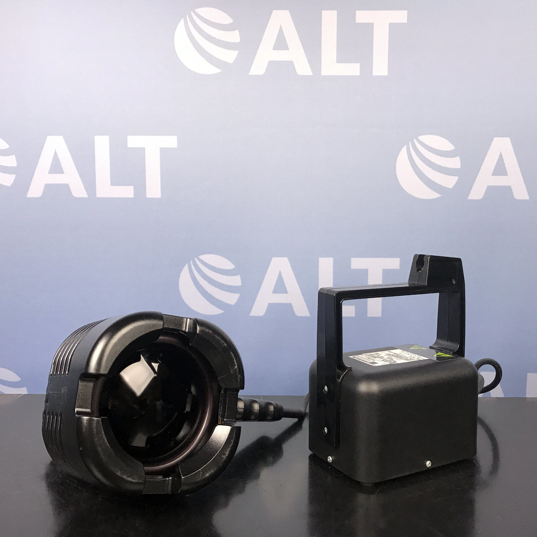 Entela Blak-Ray B-100AP/R High-Intensity UV Inspection Lamp Image