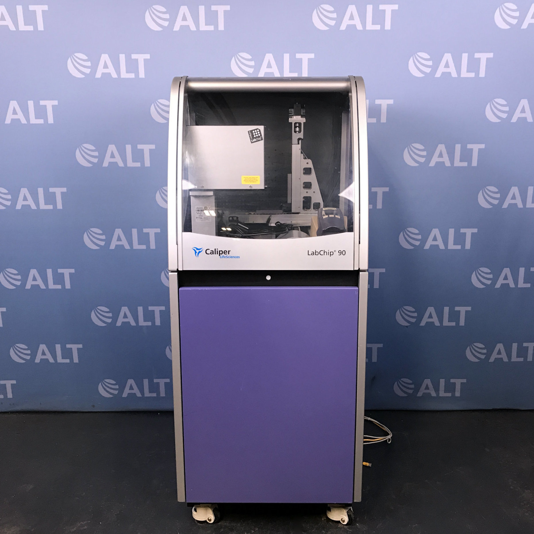 LabChip AMS 90SE Automated Protein And DNA Analysis System Name