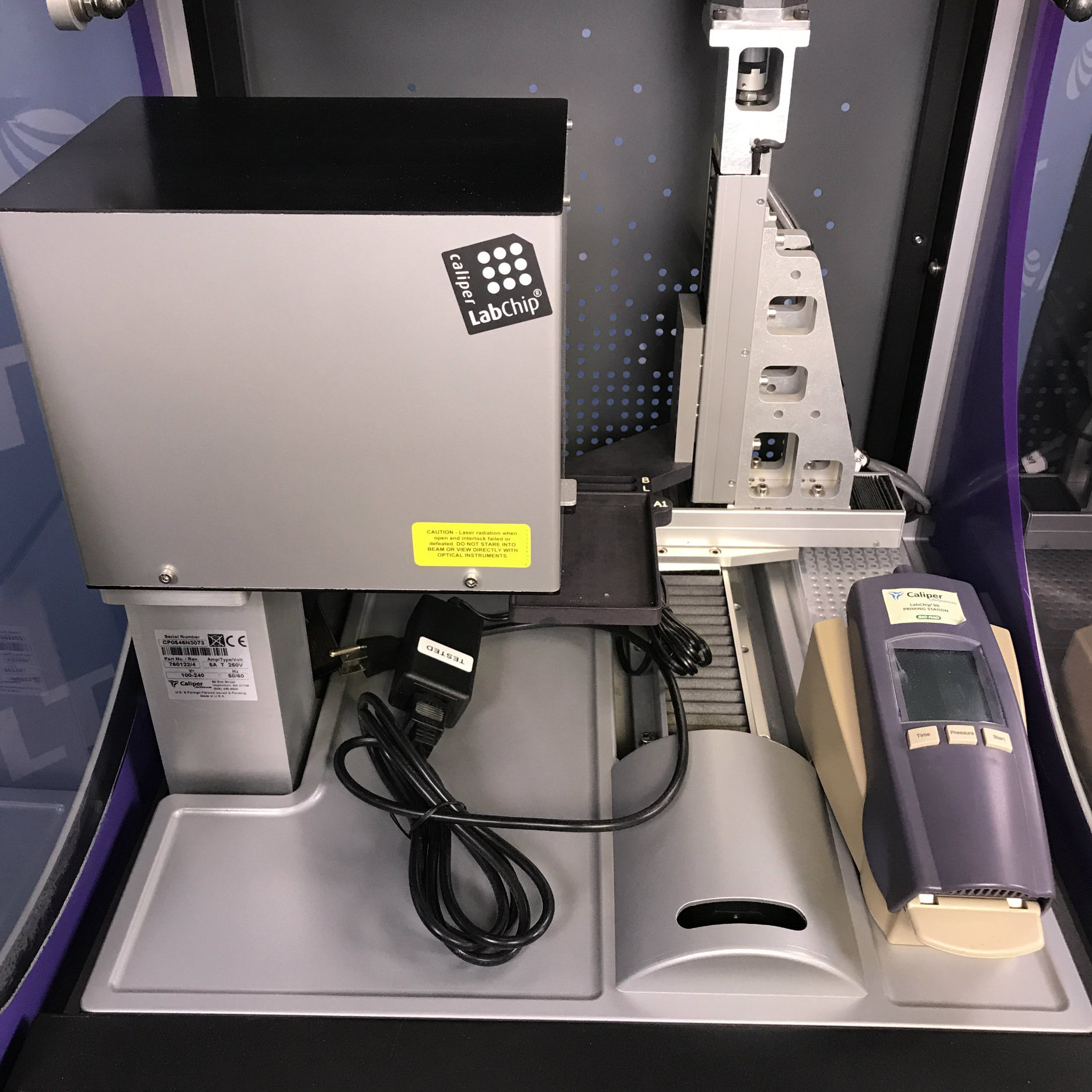 Caliper Life Sciences LabChip AMS 90SE Automated Protein And DNA Analysis System Image