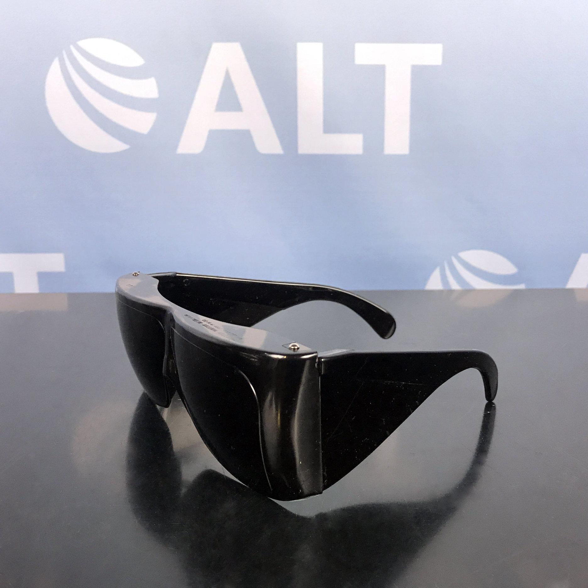 Glendale Optical  Laser-Gard Anti-Laser Safety Goggles OD 14 AT 1060 14 AT 840nm Gallium Arsenide (Neodymium) Image