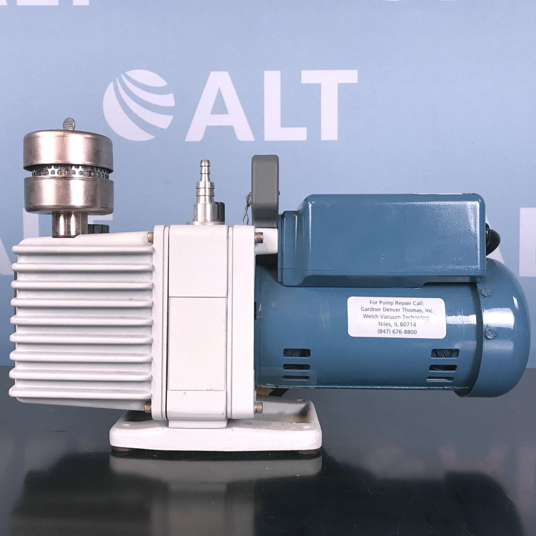8905 Direct Drive High Vacuum Rotary Vane Dual Stage Mechanical Vacuum Pump Model 8905A Name