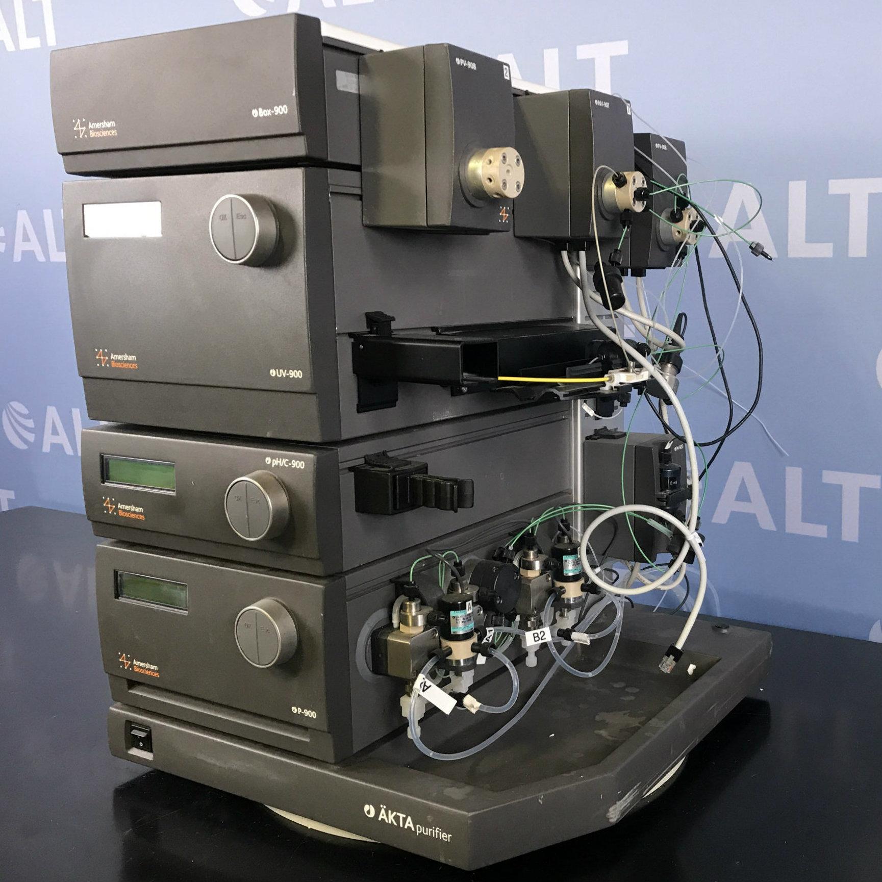 Amersham Biosciences AKTA Purifier 100 FPLC System Image
