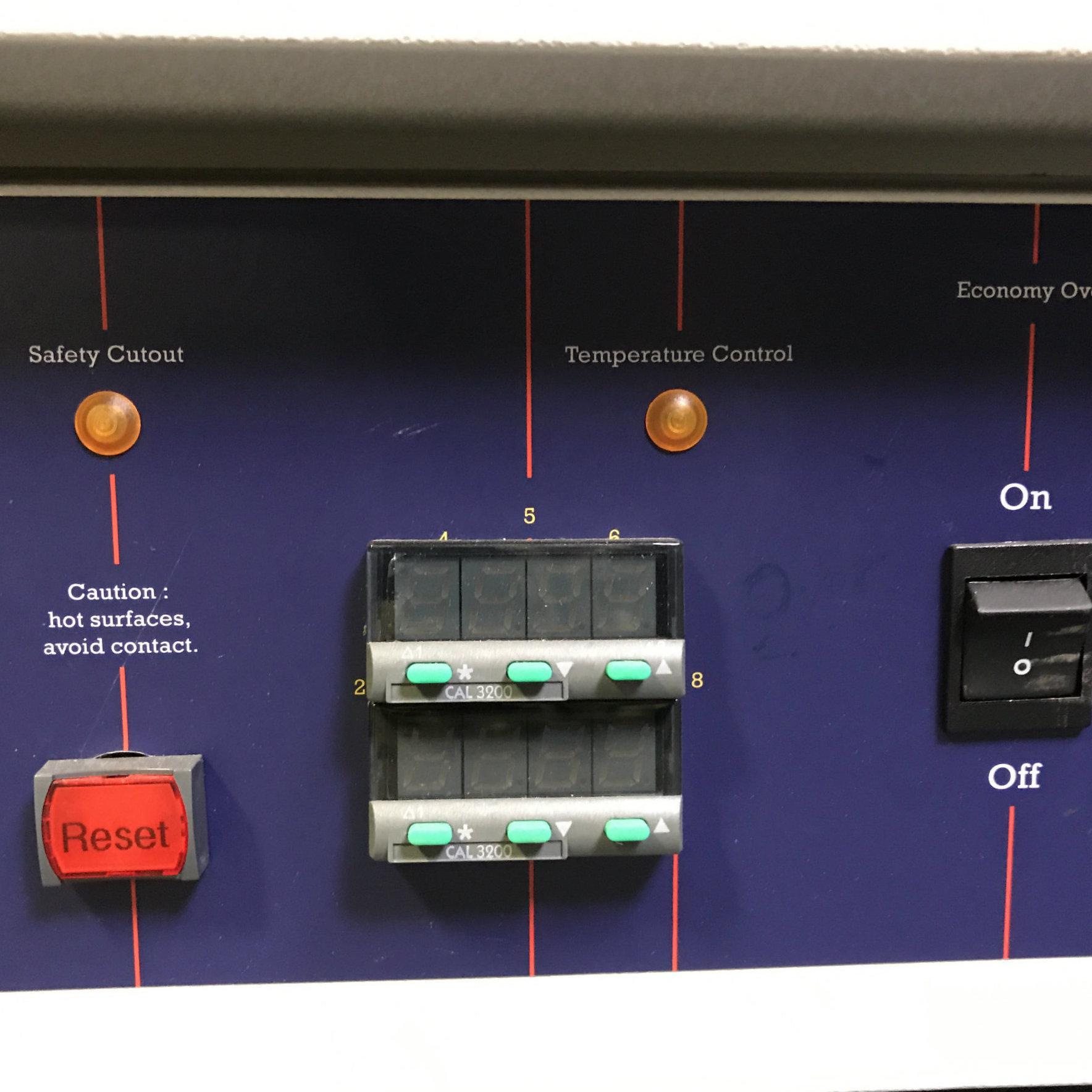 Precision 45Em Economy Oven Image