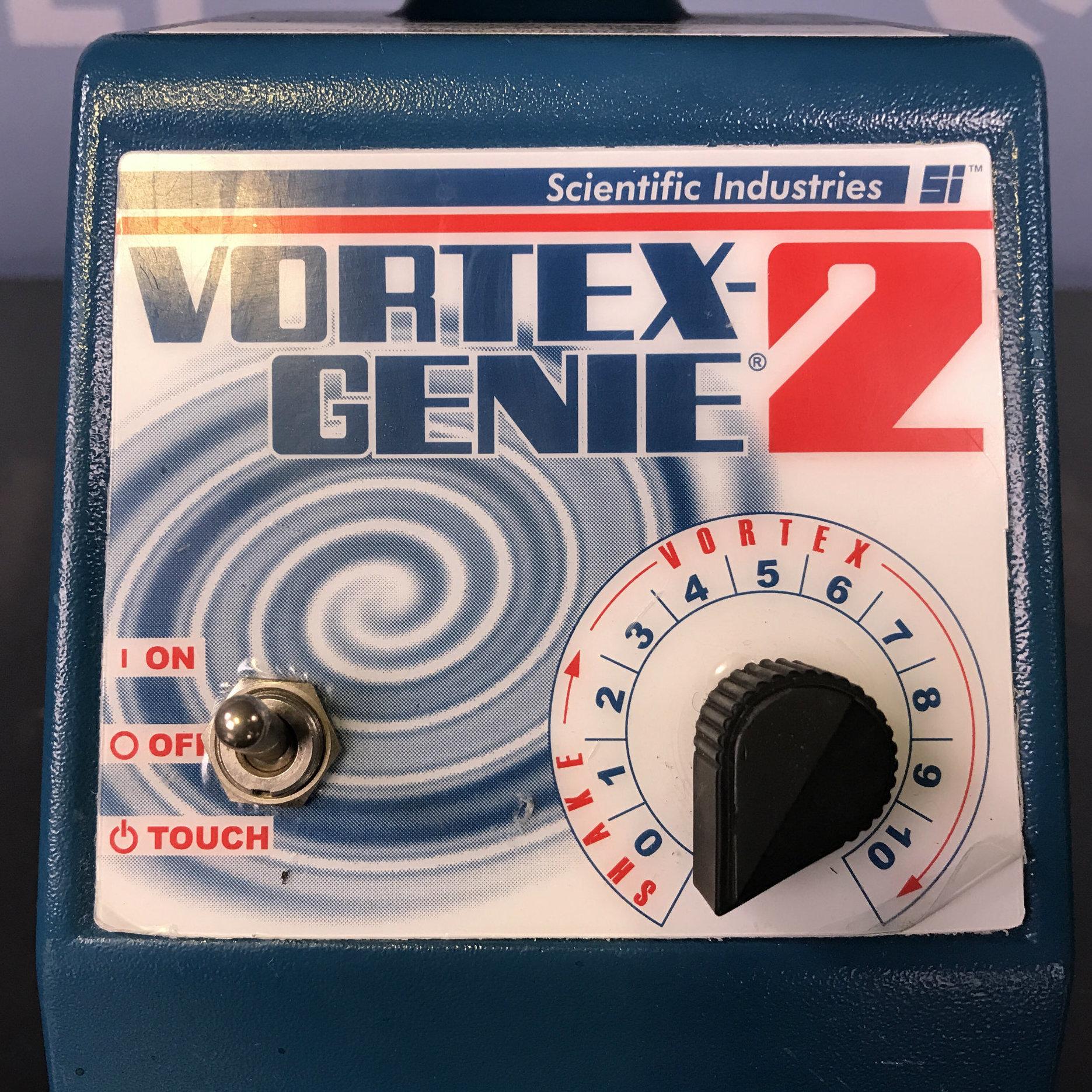 Scientific Industries G560 Vortex Genie 2 Image
