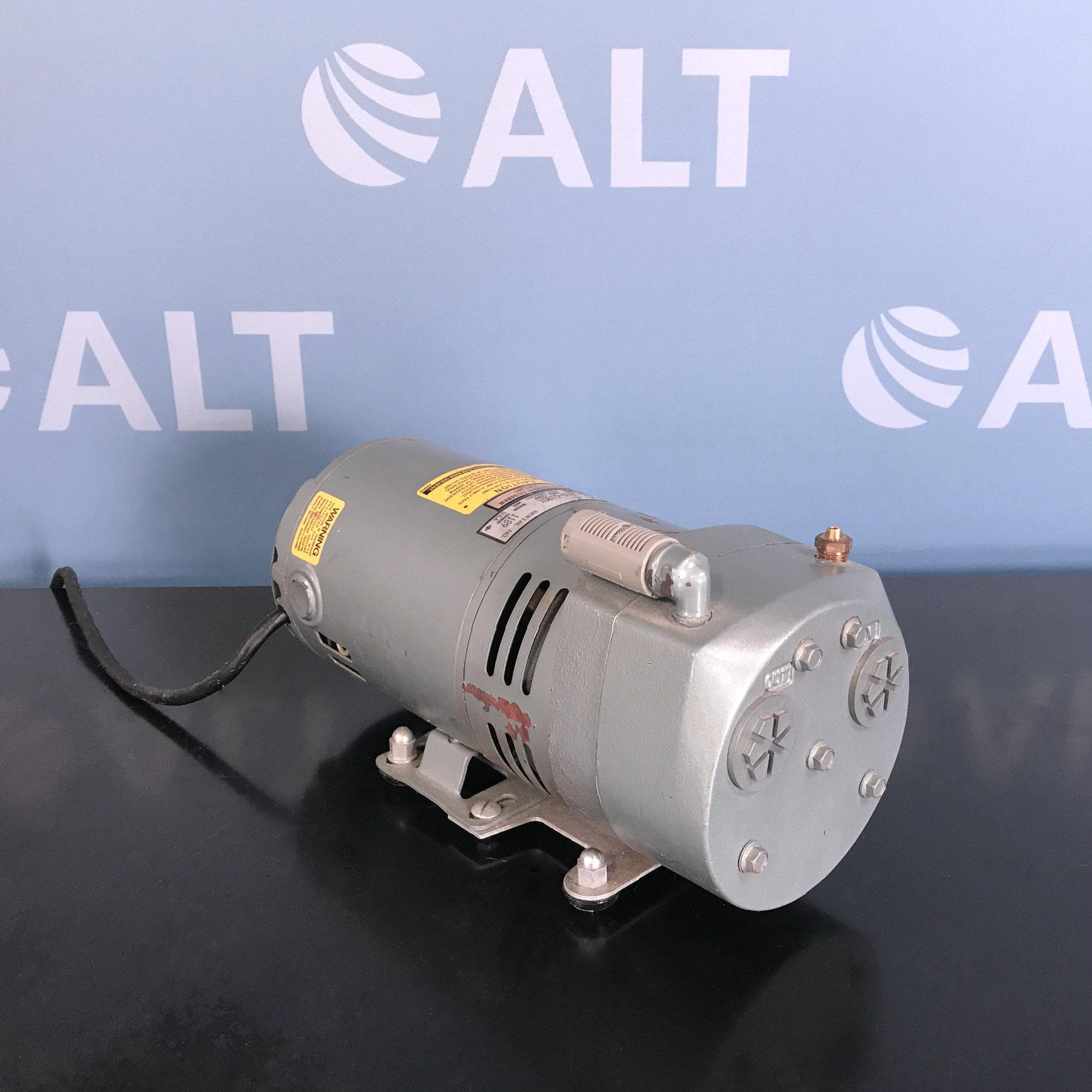 Gast 0523-101Q-G18DX Air Compressor / Vacuum Pump Image